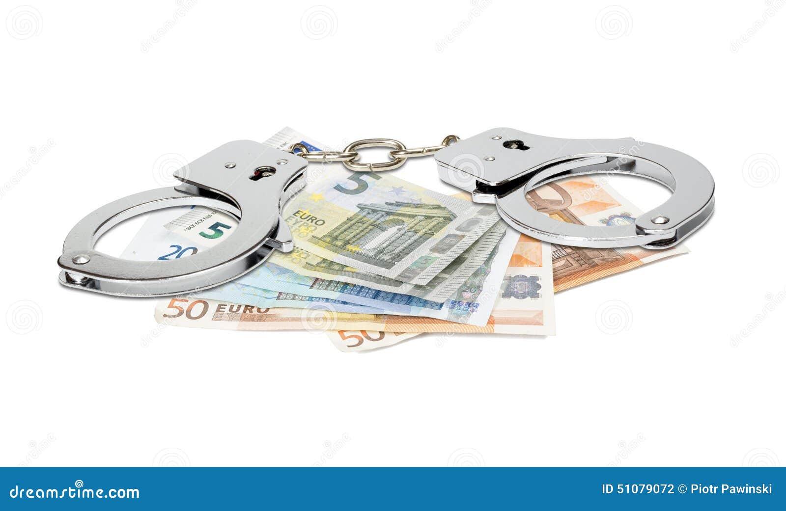 Eurosedlar och handbojor