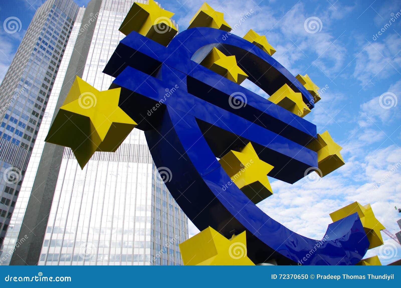 Eurotower,法兰克福