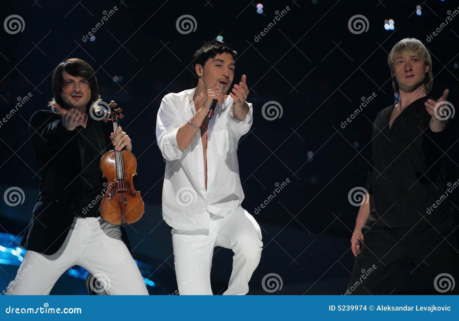 Eurovision 2008 Russia