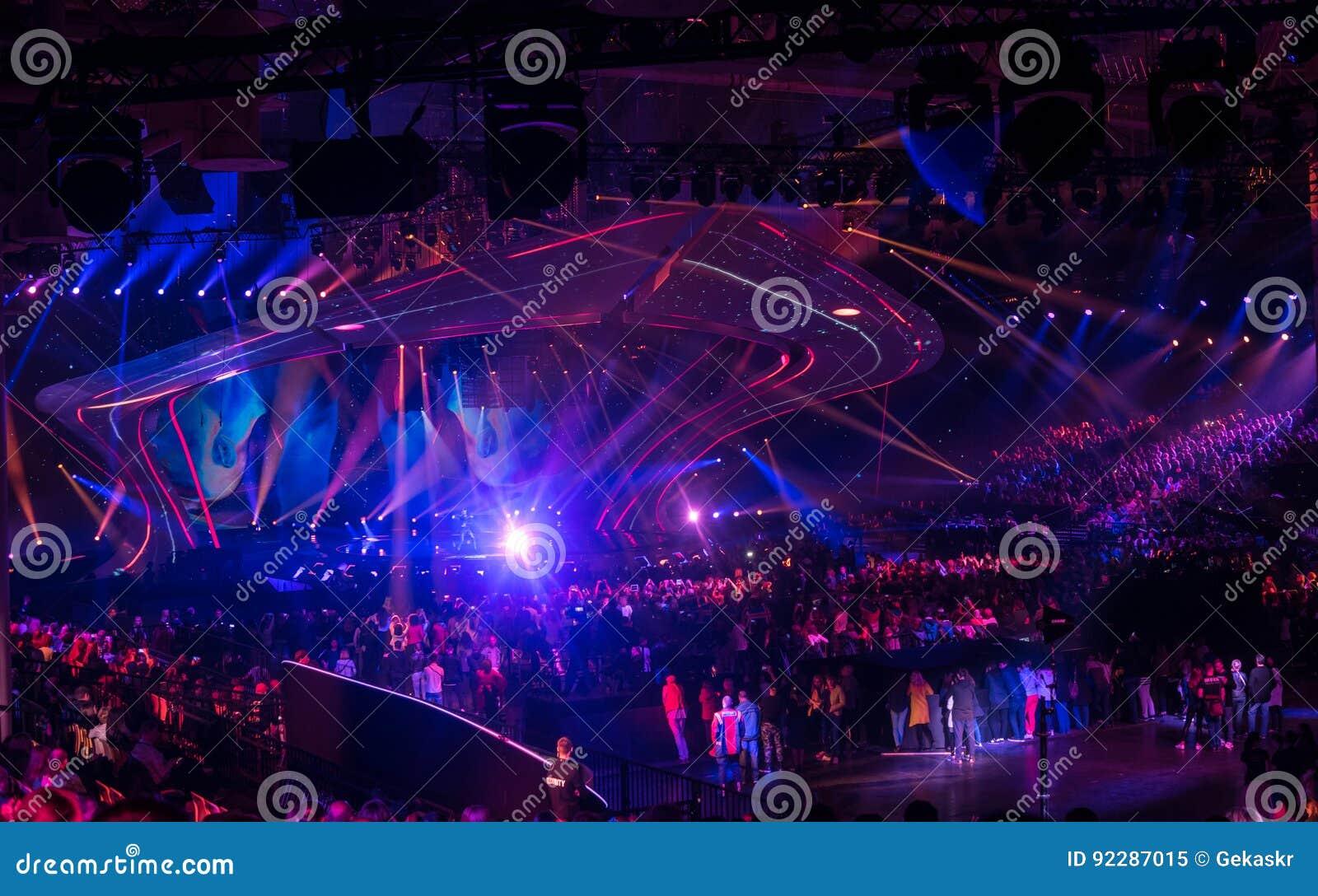 Eurovision 2017 em Ucrânia