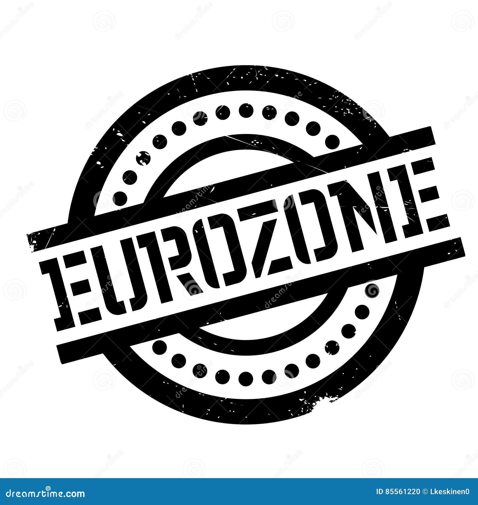 Eurozonestempel