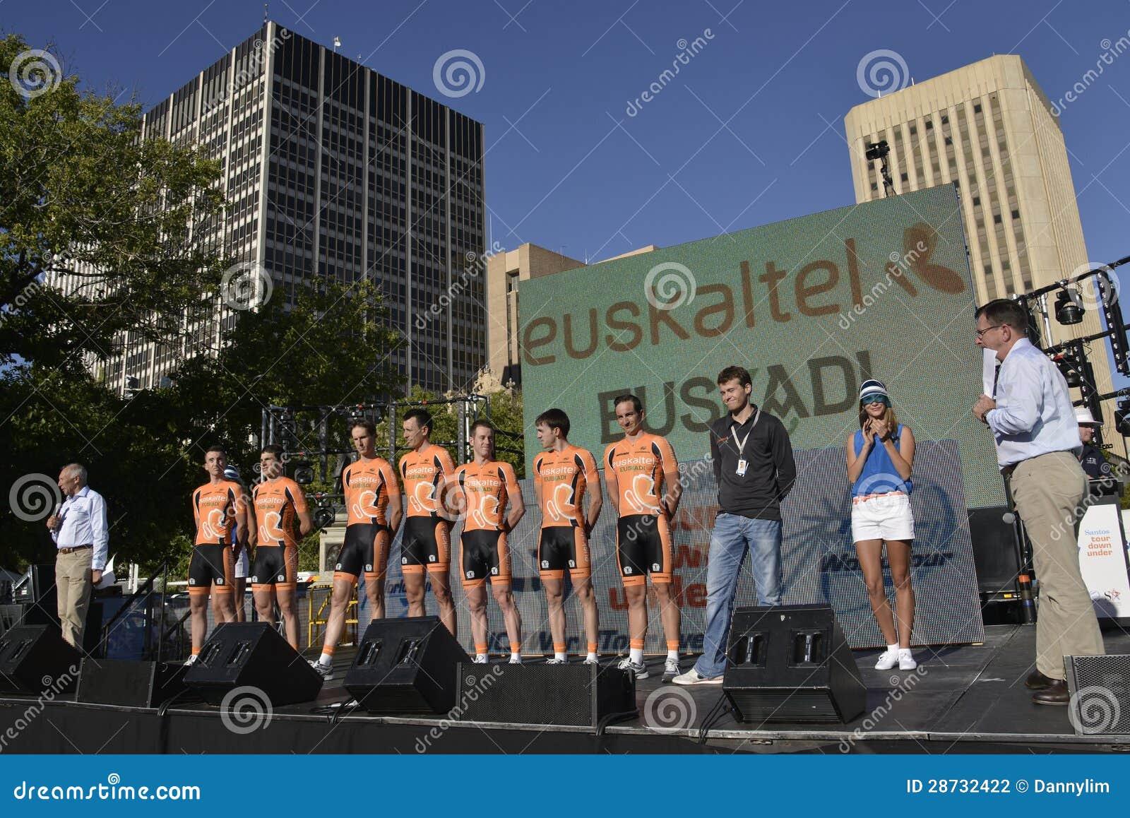 Euskaltel Euskadi Pro Cycling Team