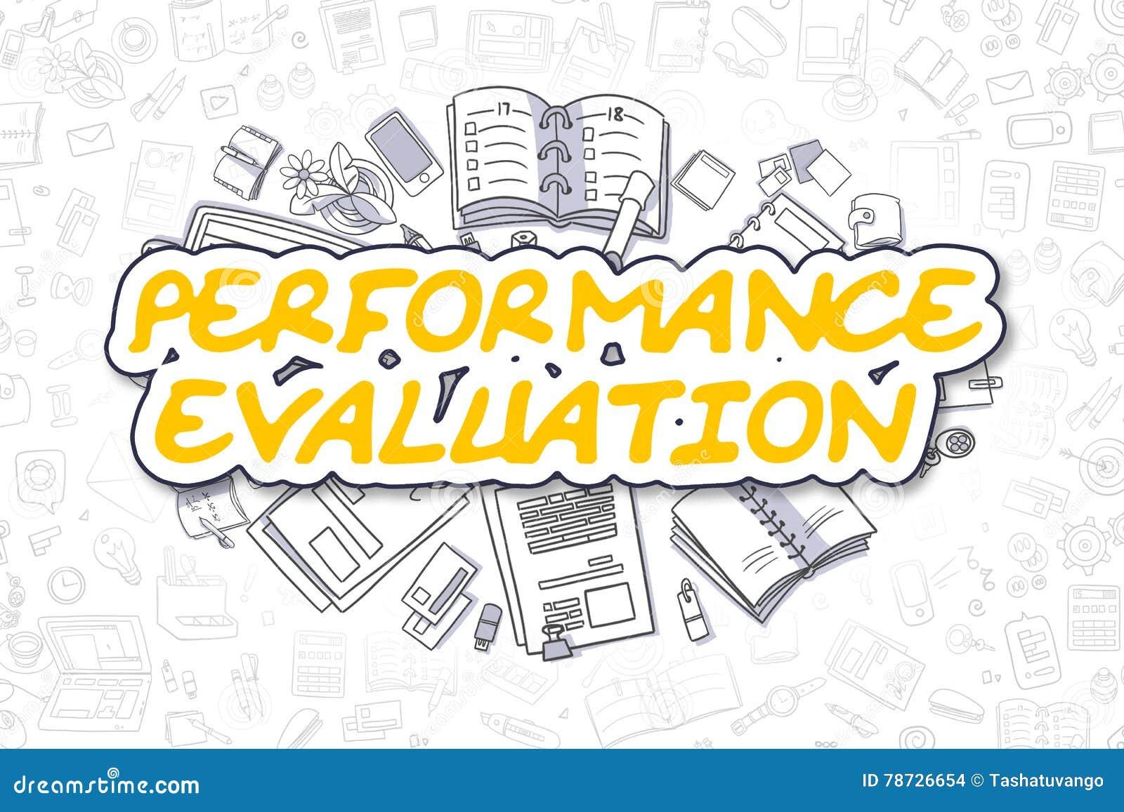 Evaluación del rendimiento - concepto del negocio
