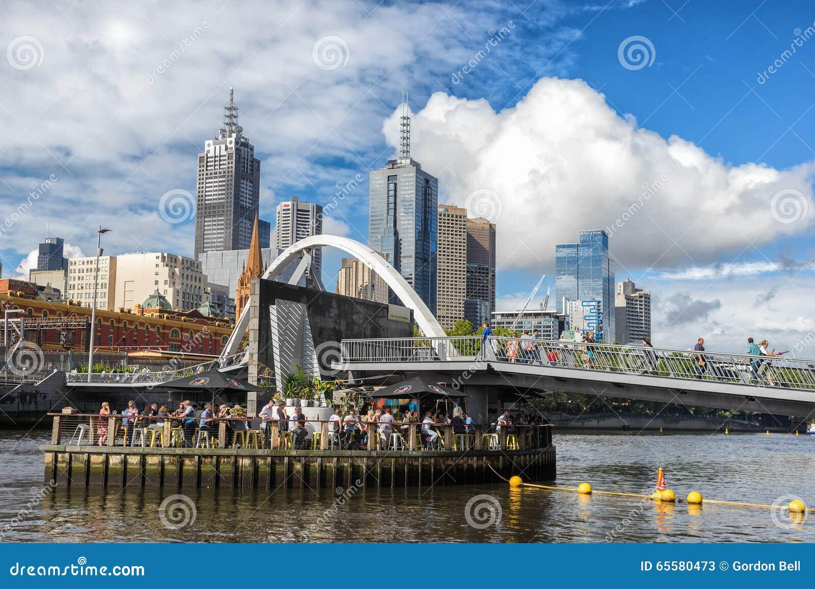 Evan Walker Bridge em Melbourne