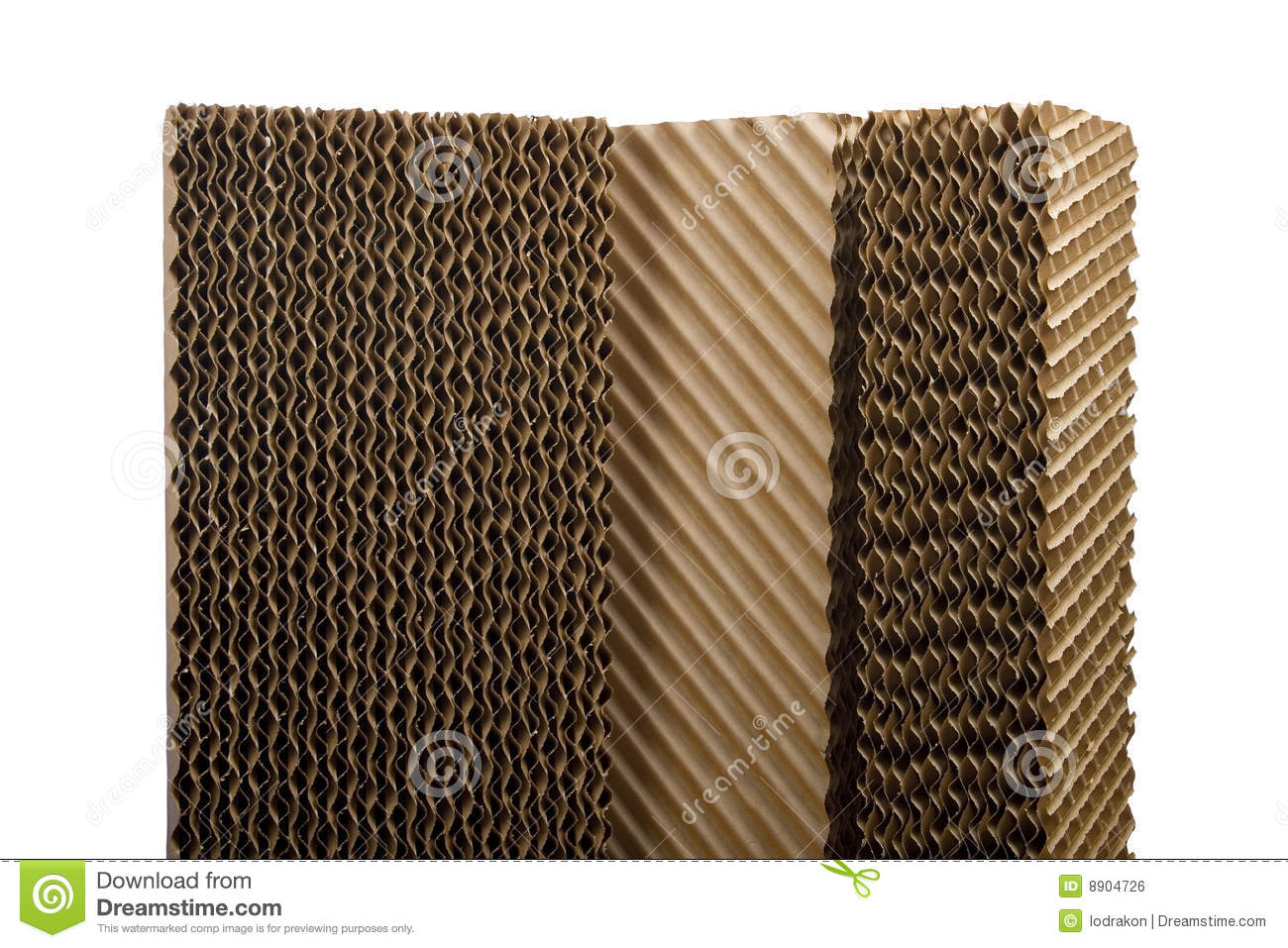Evaporative Cooling Pads Royalty Free Stock Image Image: 8904726 #85A625