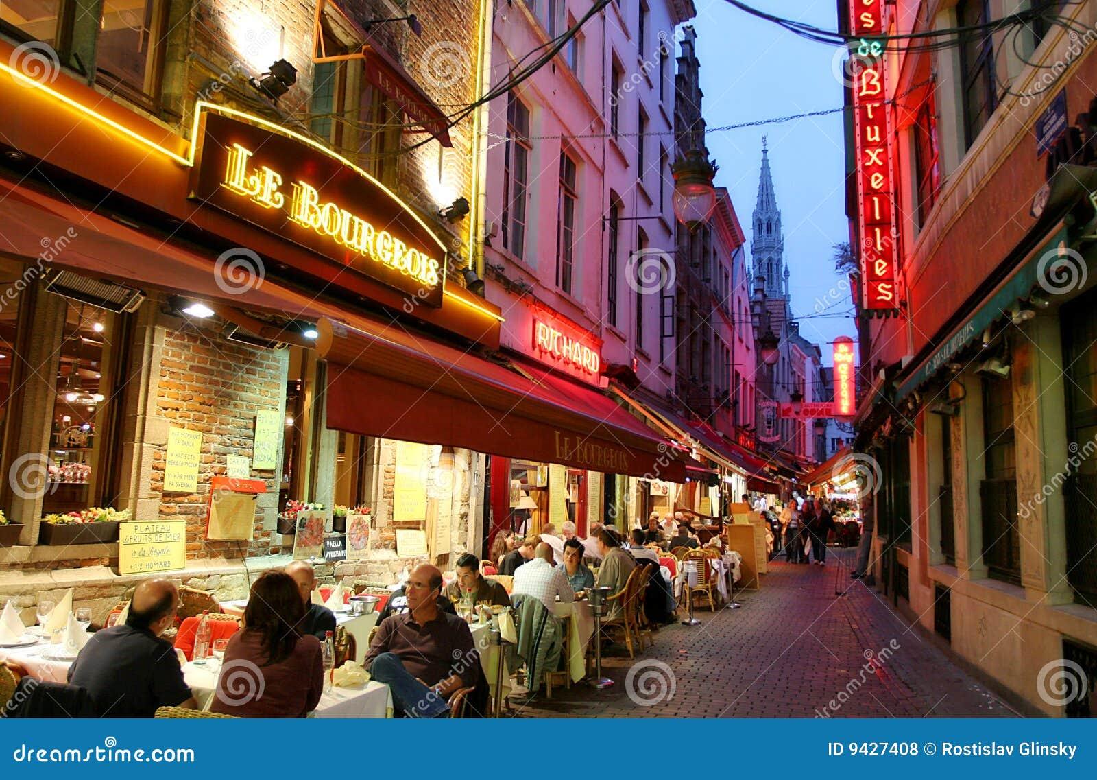 Evening Brussels.