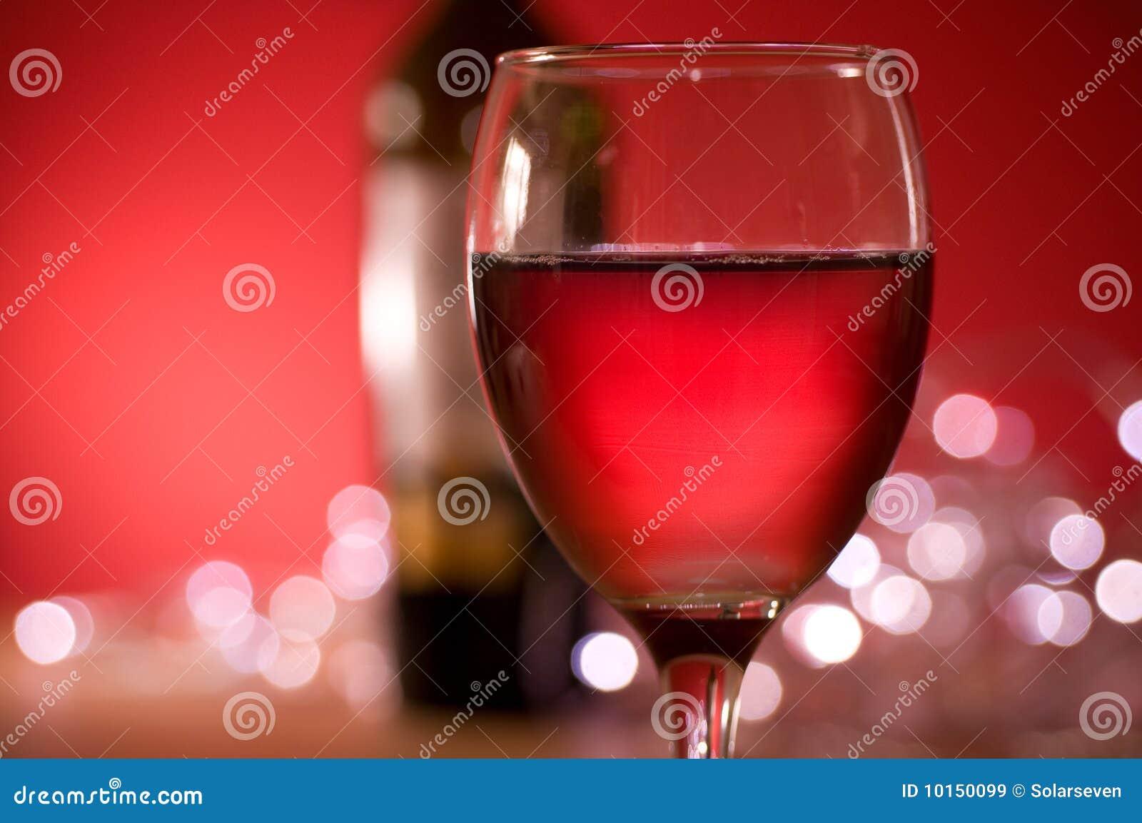 Evening Red Wine