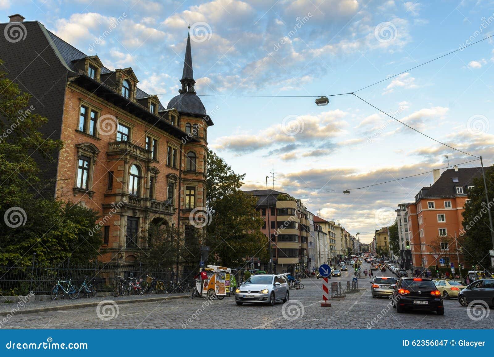 street addresses germany