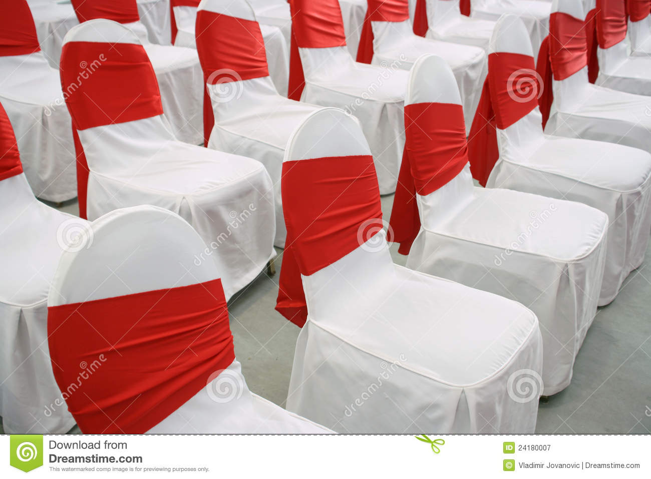 Rooms: Event Chairs Royalty Free Stock Photography