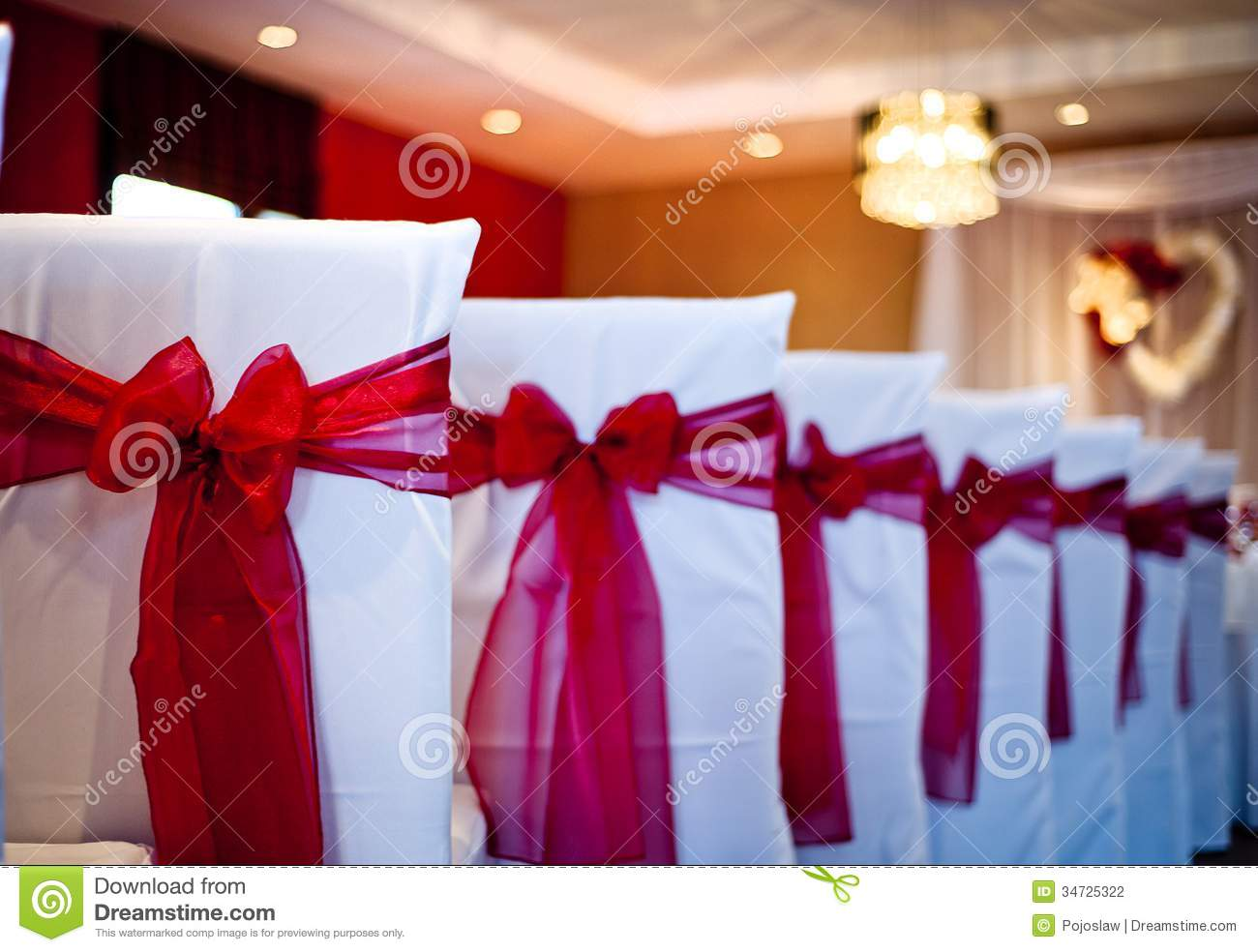 Event Decoration Stock Photo Image Of Expensive Marry
