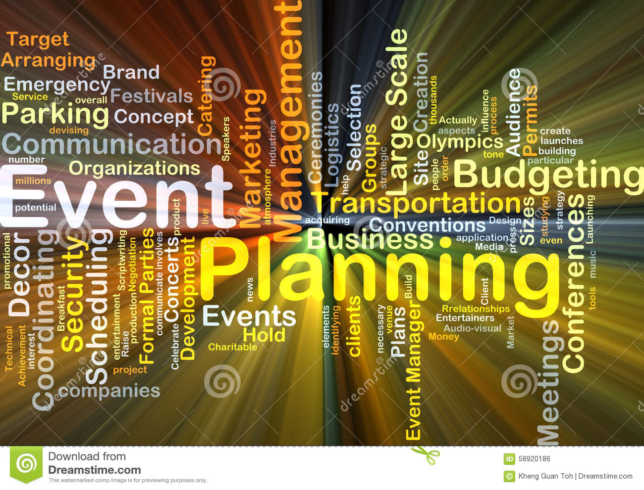 event planning and management pdf