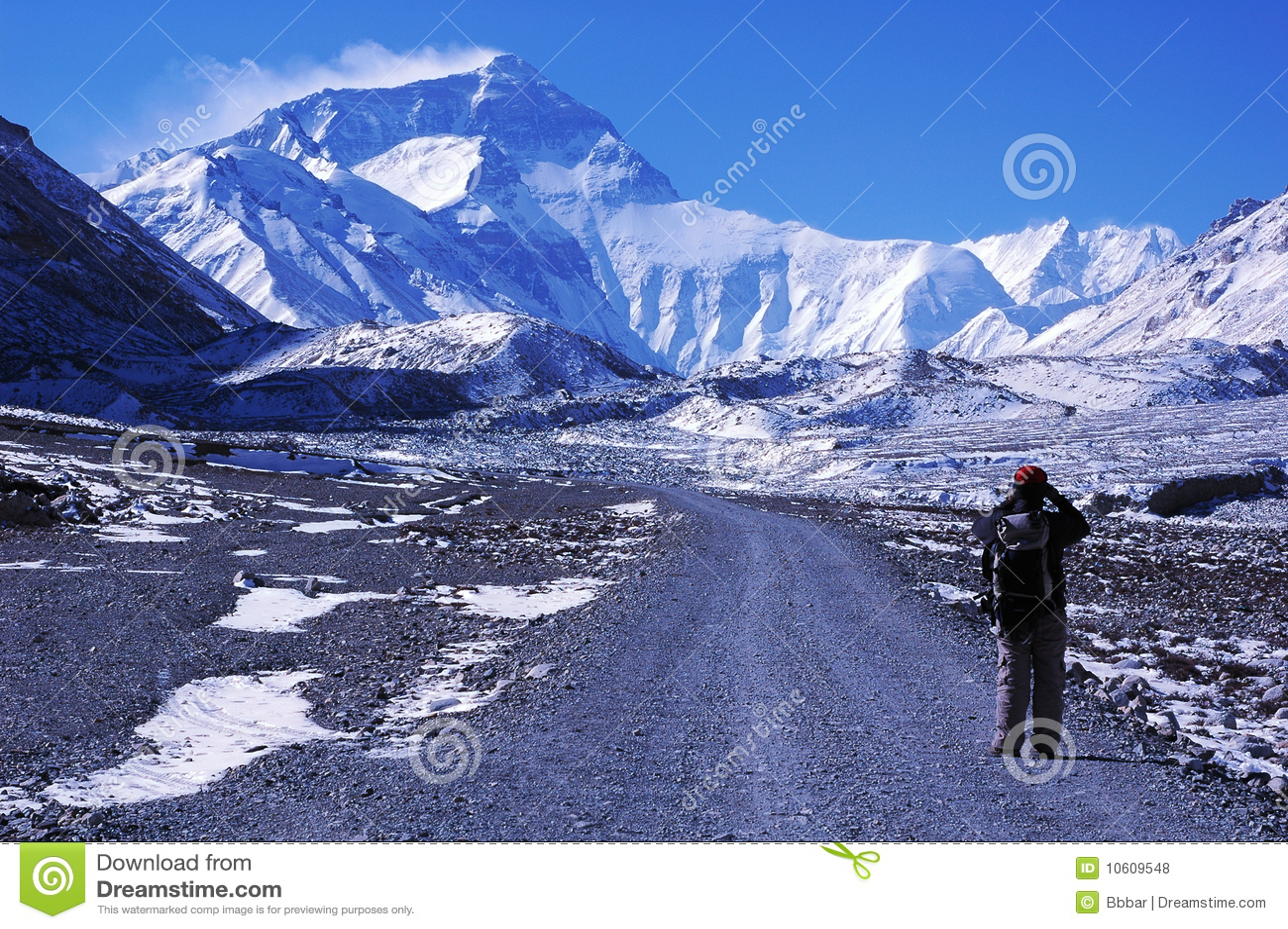 Everest hiking к