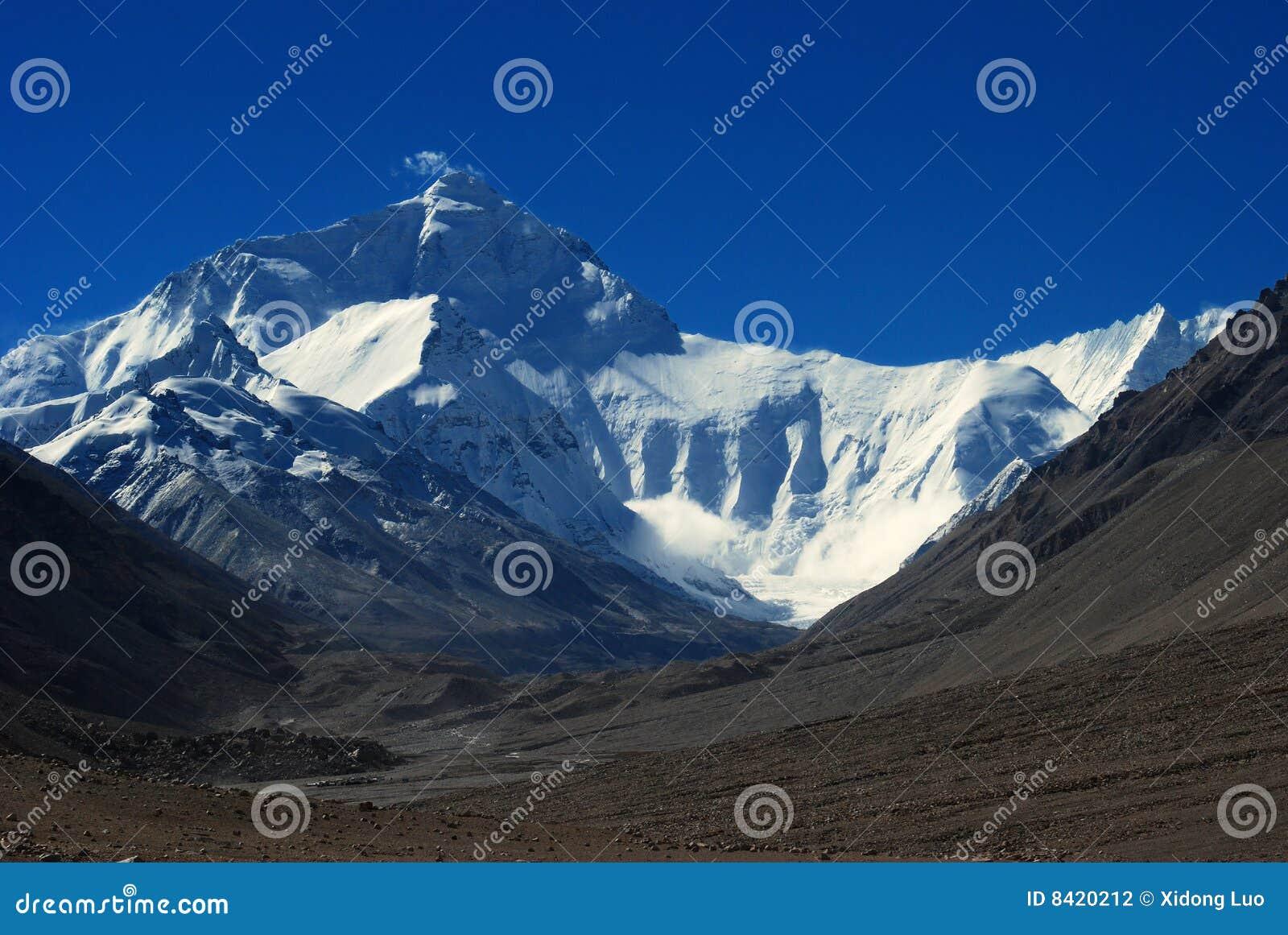 Everest mt