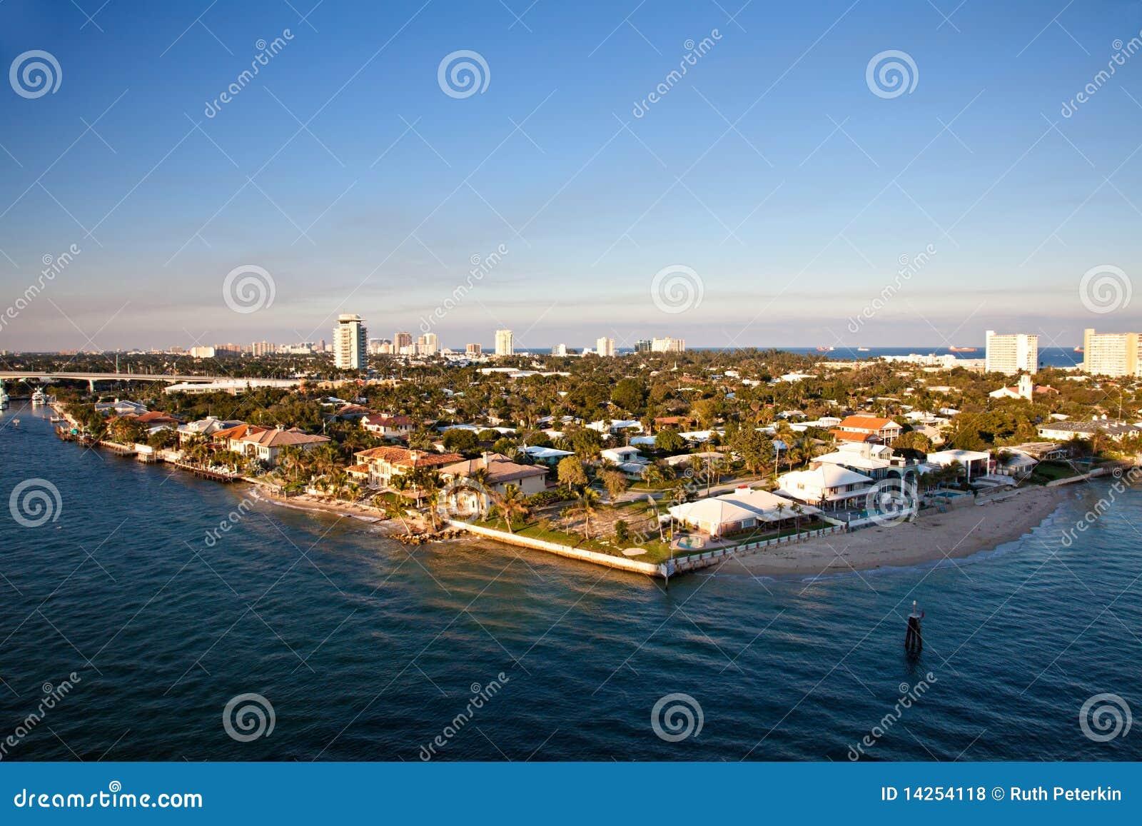 Everglades λιμένας οχυρών της Φλώρι&d