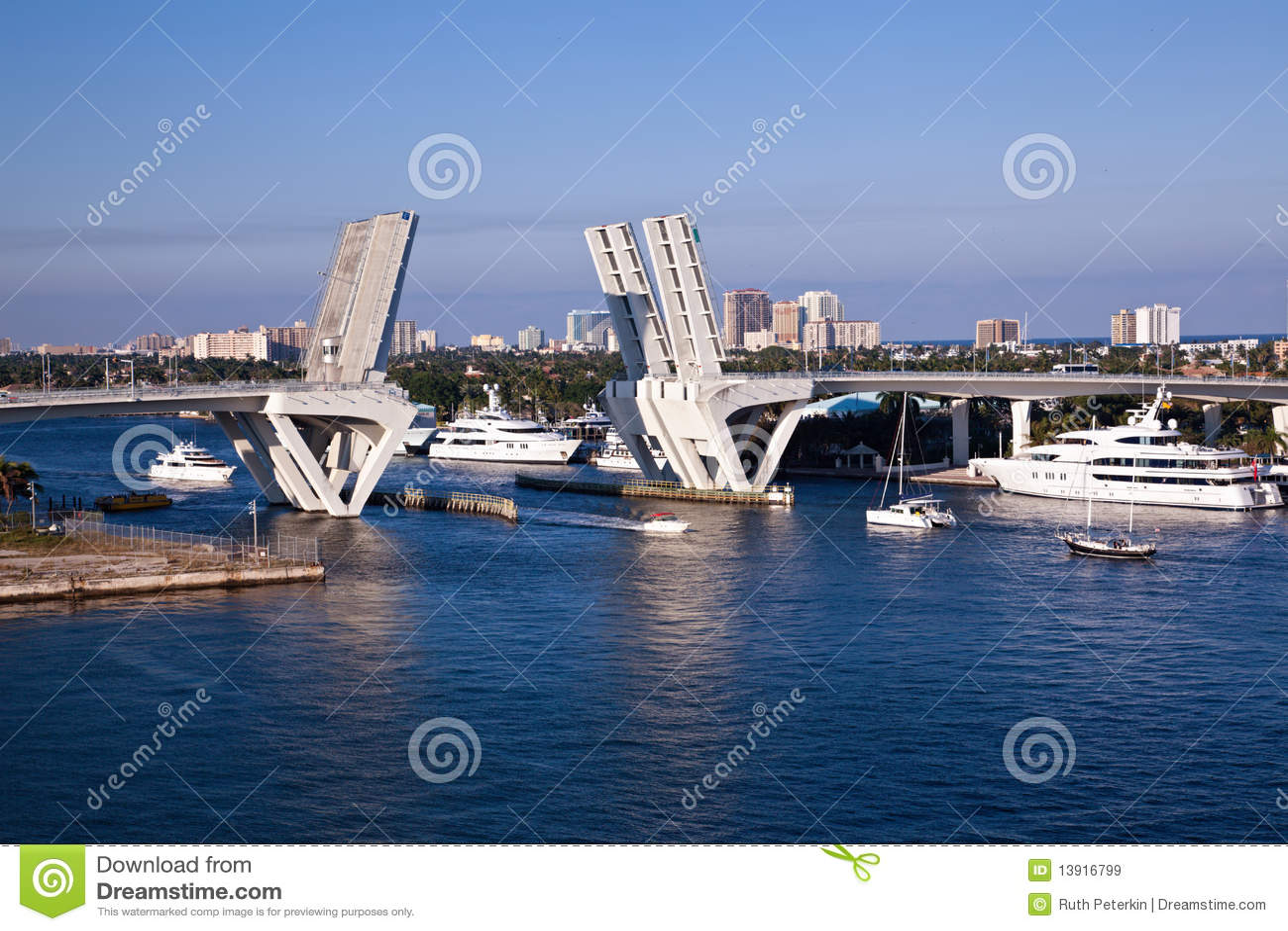 Everglades λιμένας οχυρών lauderdale