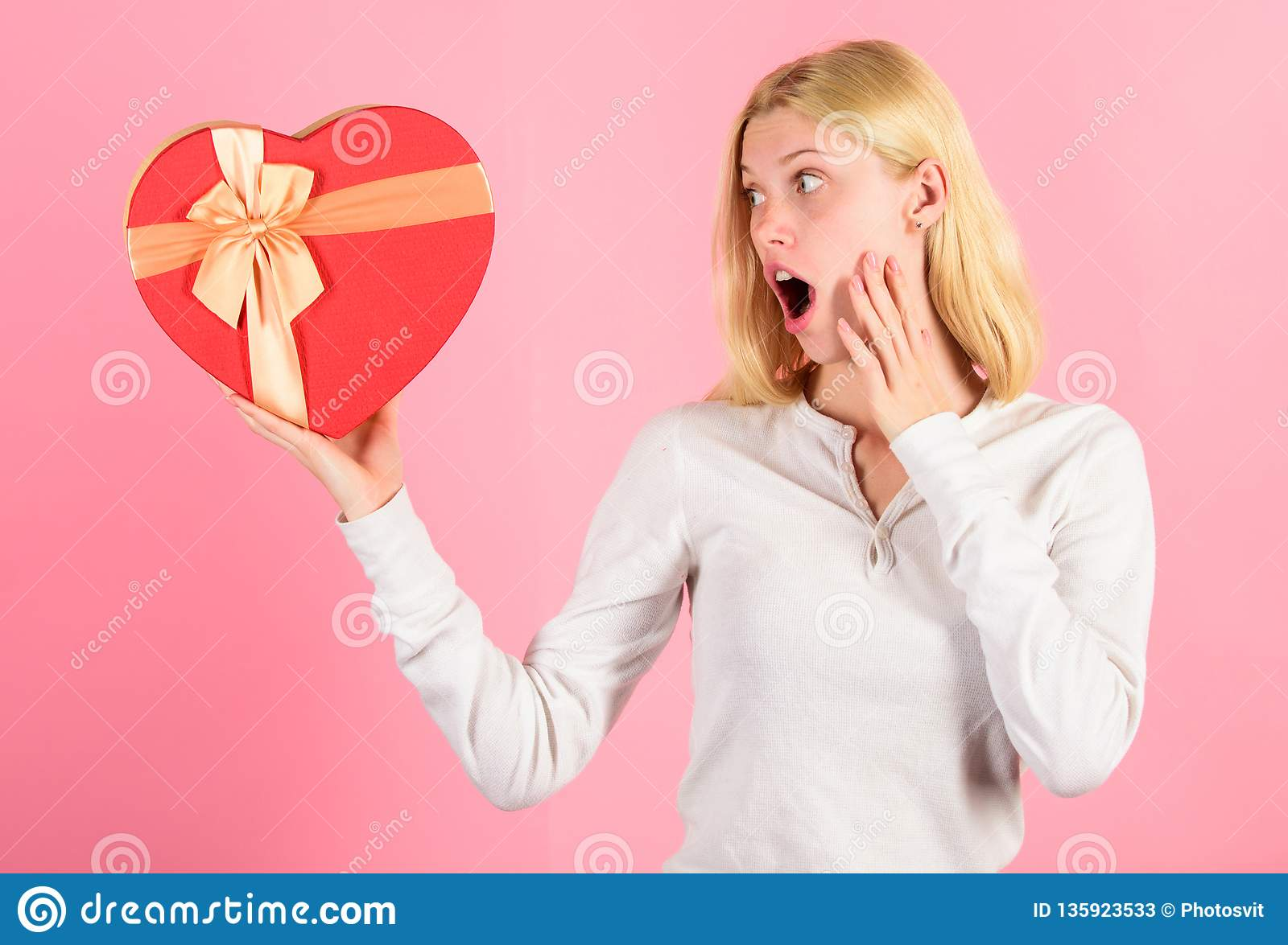 Every Girl Would Love On Valentines Day Romantic Surprise Gift For