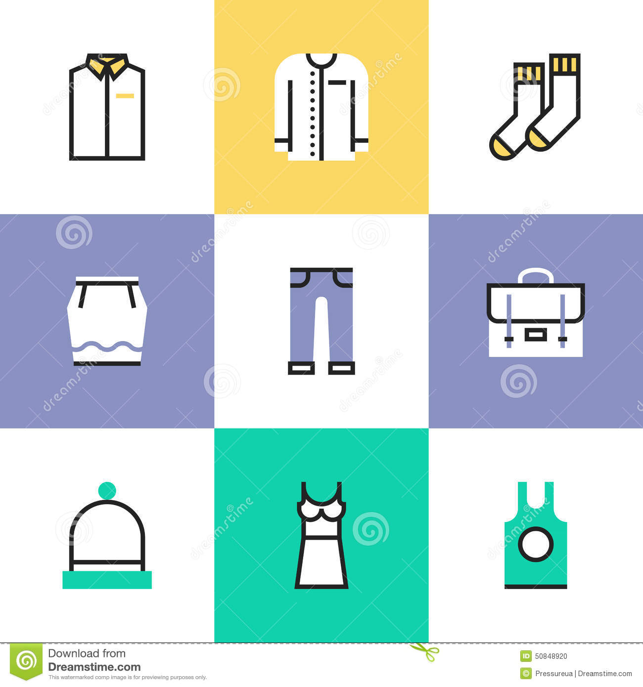 Stock Illustration Everyday Clothes Pictogram Icons Set Flat Line Casual Clothing Items Men Woman Formal Dresses Office Work Elegant Image50848920 moreover 4 Ps Vs 7ps additionally Dn463983 also Ralph Lauren Polo Shirt Size Chart likewise Chanel Chain On Wallet. on jeans diagram