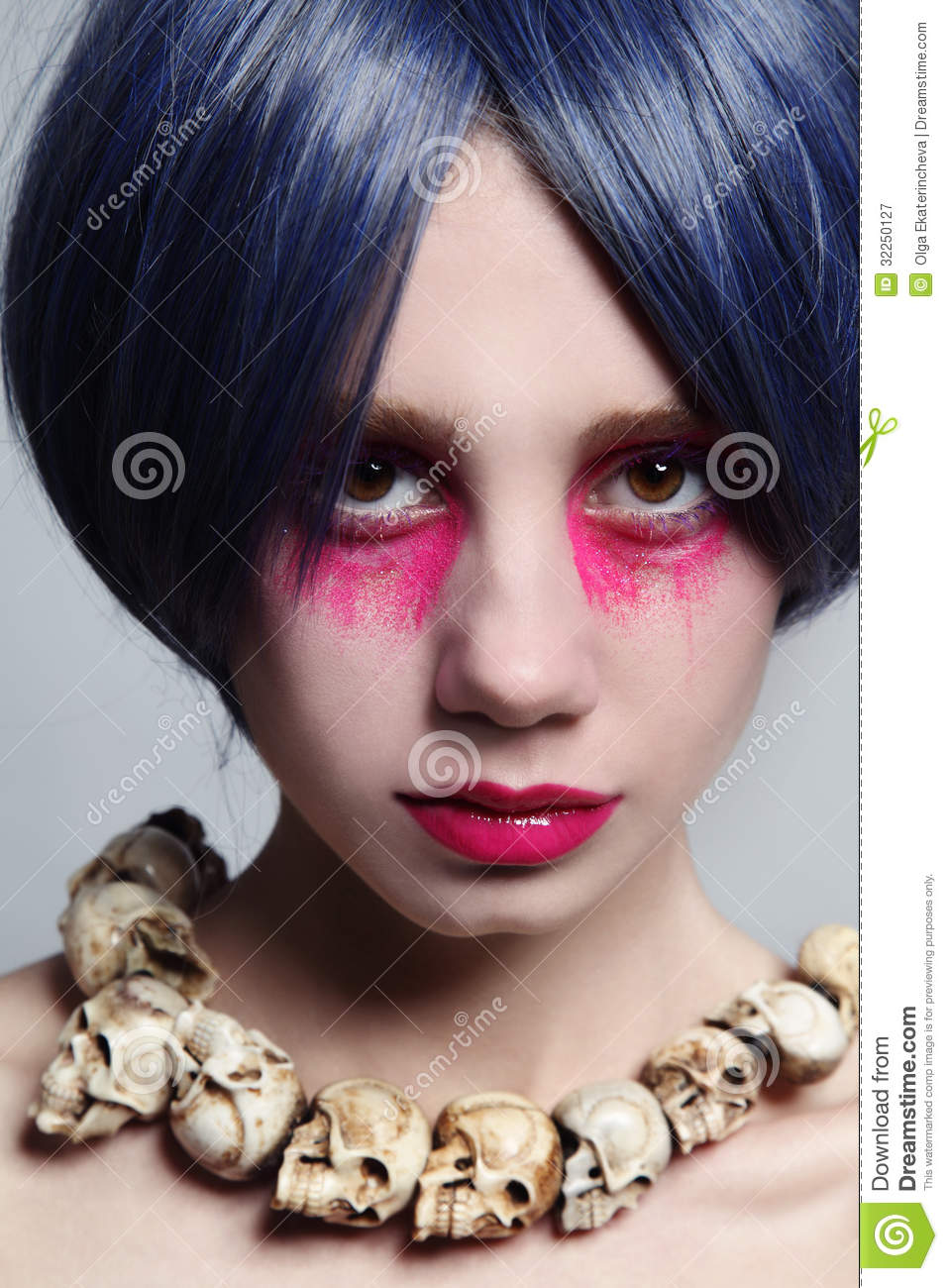 Evil angel stock image image of demon attractive look 32250127 - Free evil angel pictures ...