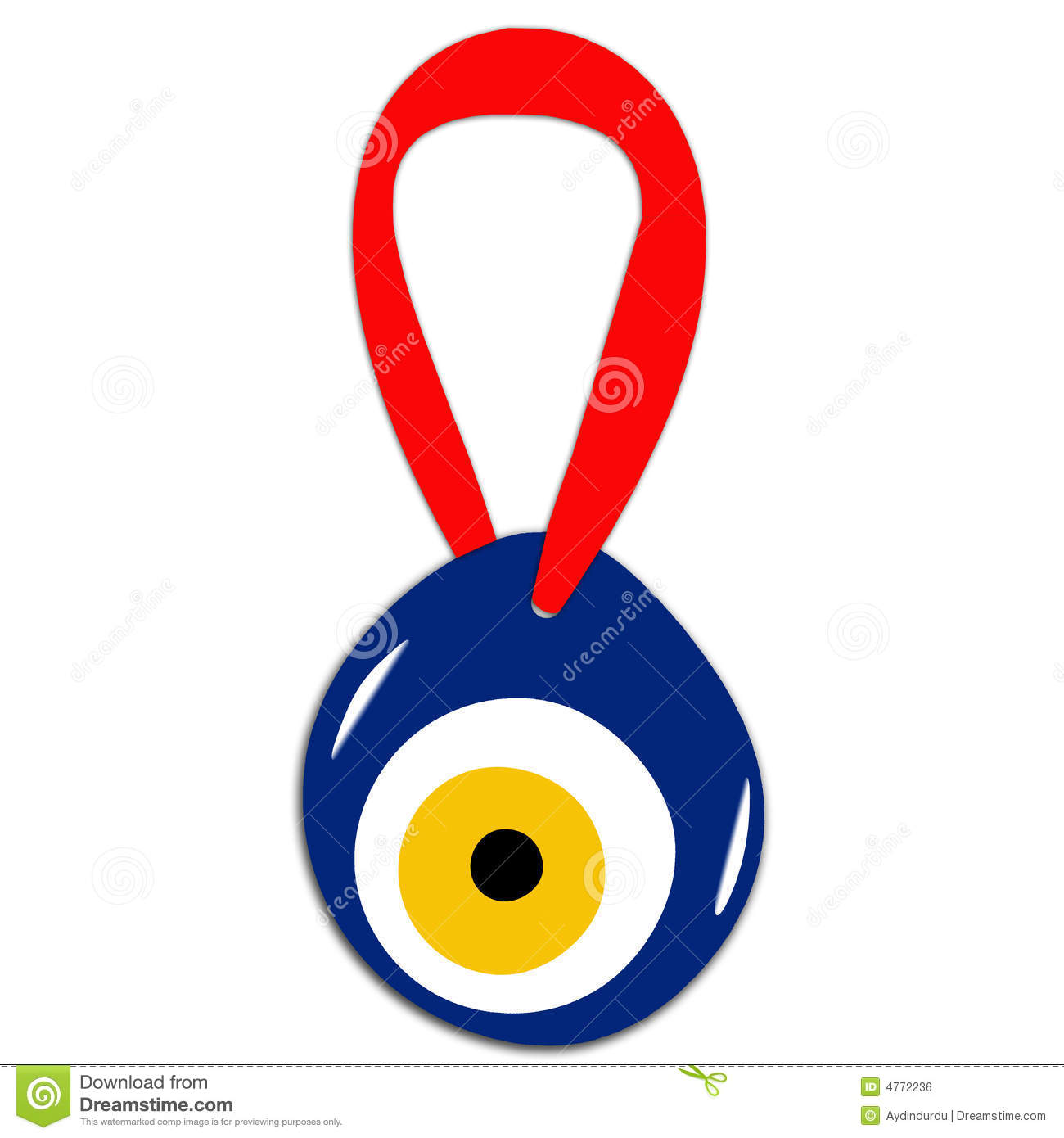 Good luck symbols and their meanings evil eye protection amulets eye luck buycottarizona Image collections