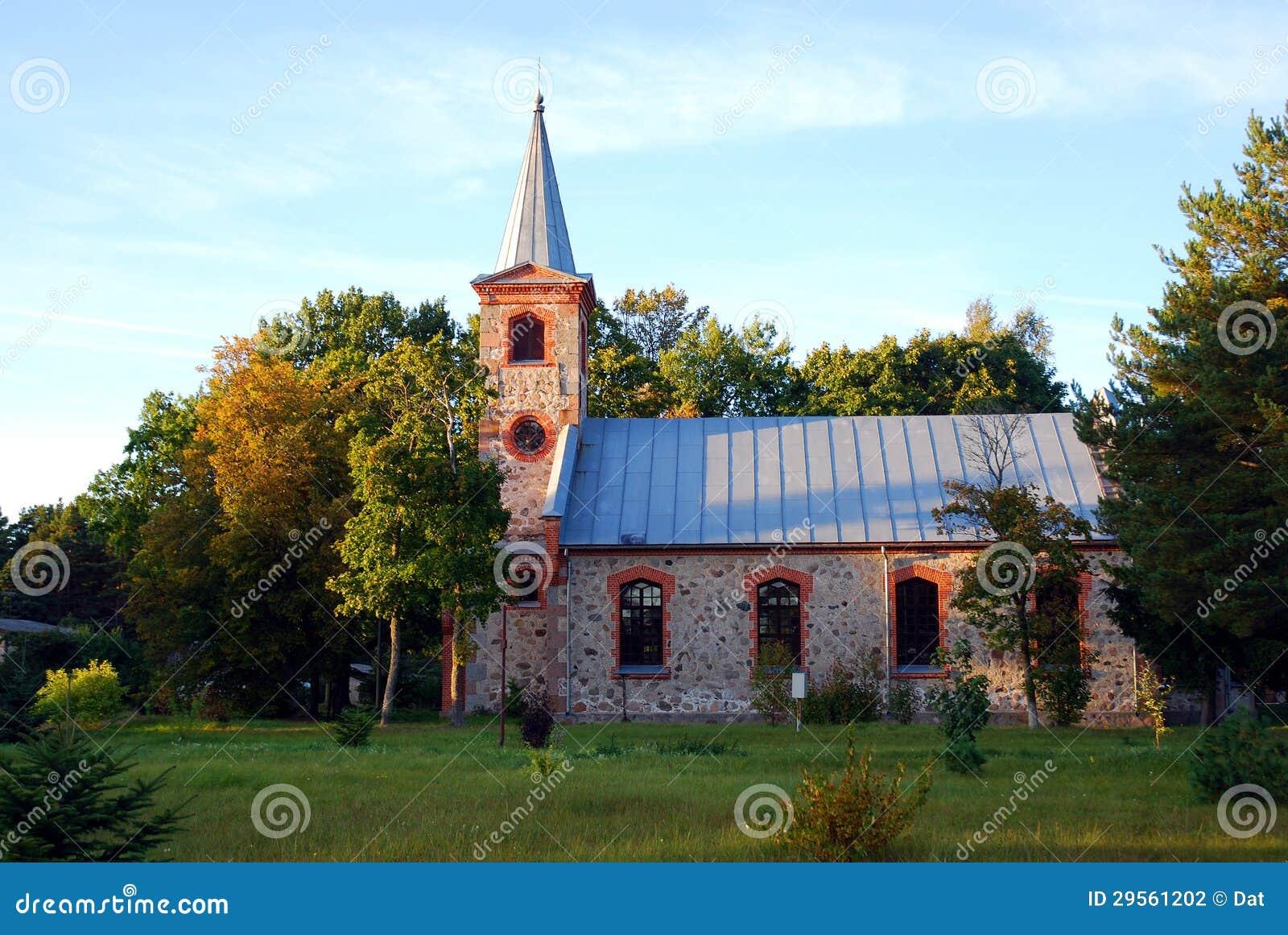 Ewangelicki Luterański kościół