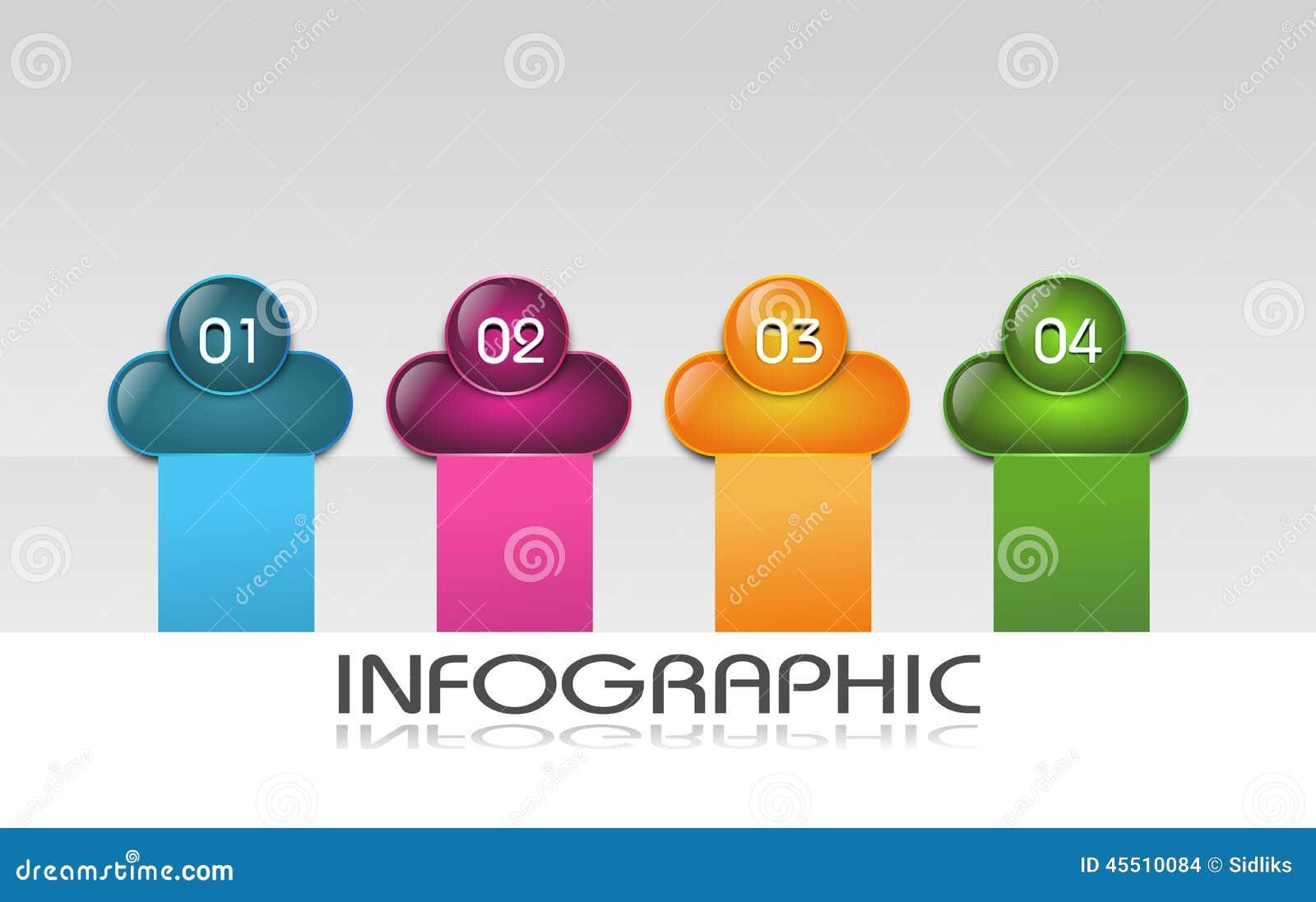Ewidencyjny graficzny szablon