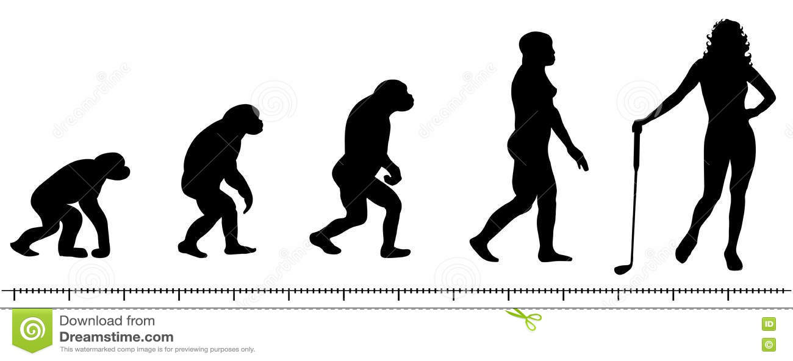 Ewolucja golf