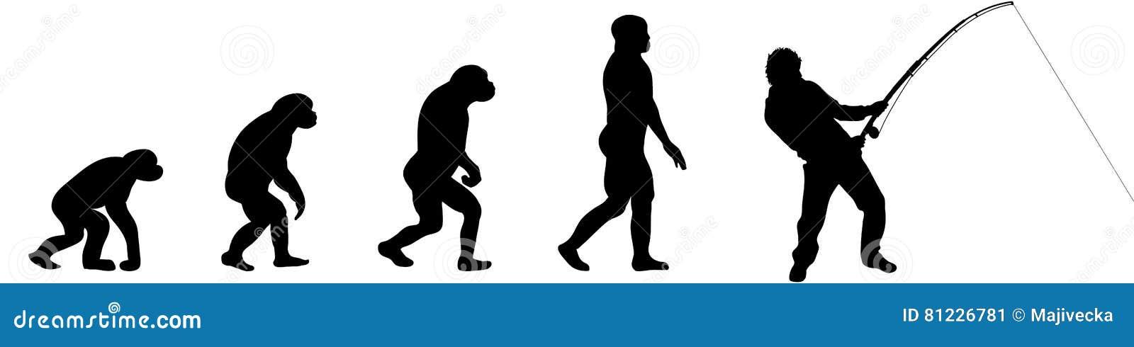 Ewolucja rybak