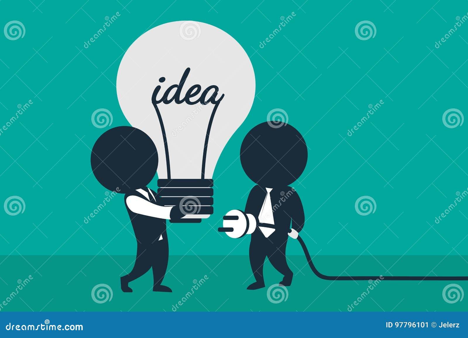Exécution de l idée Team le travail