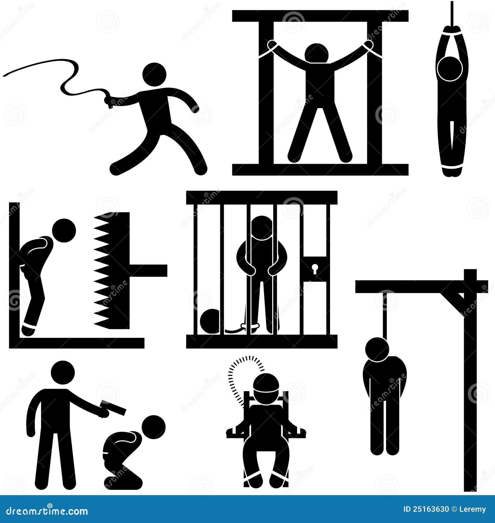 Ex cution de la mort de justice de torture de punition illustration de vecteur illustration du - Clipart tortue ...