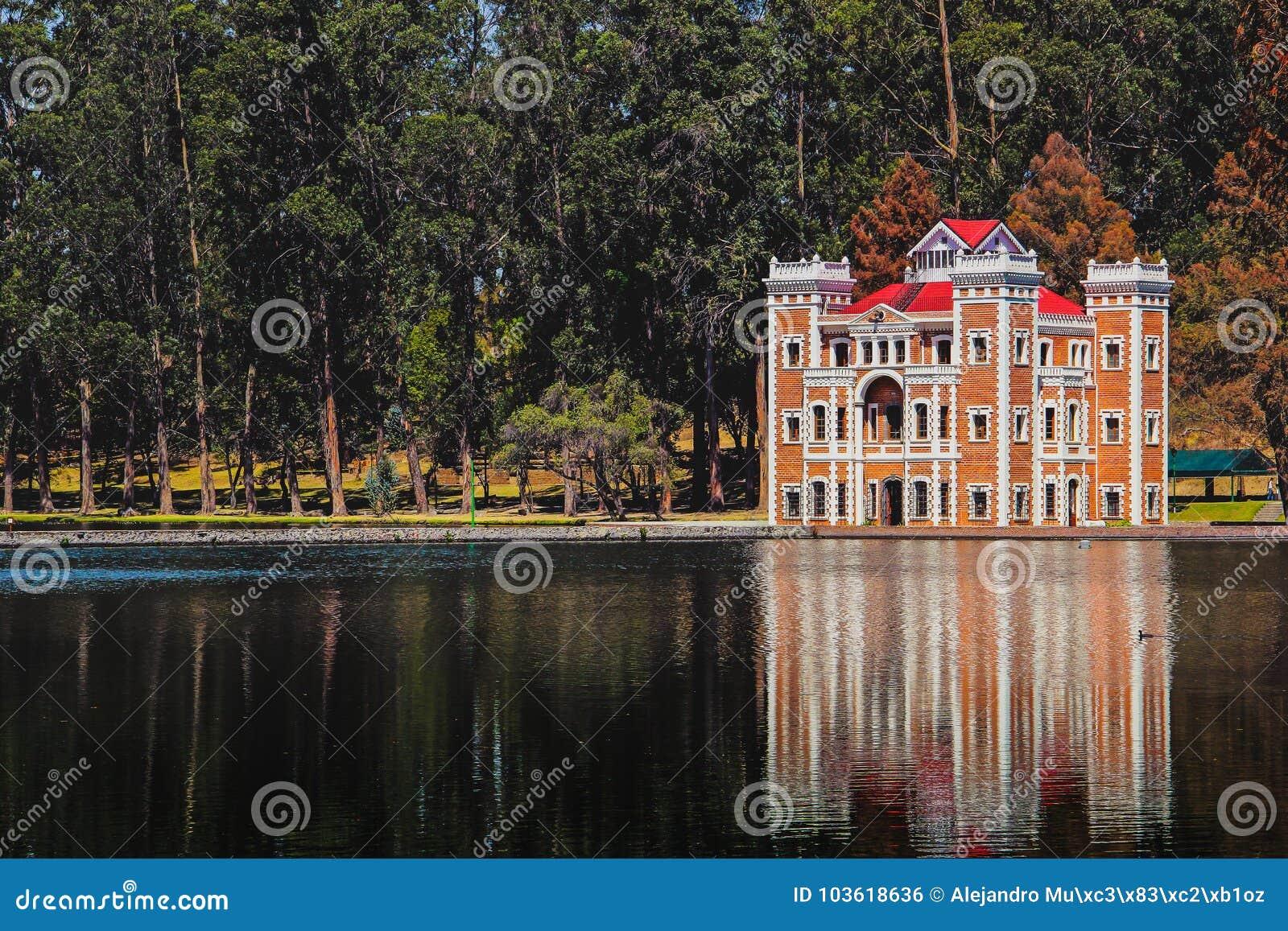 Ex Hacienda de Chautla, schöner im Staat von Puebla, Mexiko zu besuchender Platz