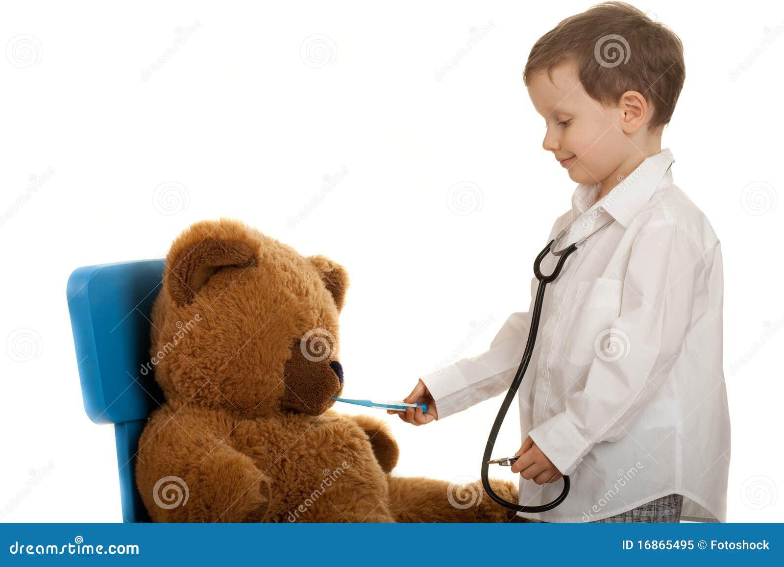 Examinação de Teddybear