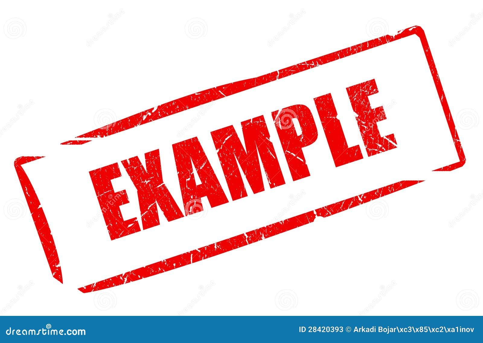 example stamp stock illustration. illustration of caution - 28420393