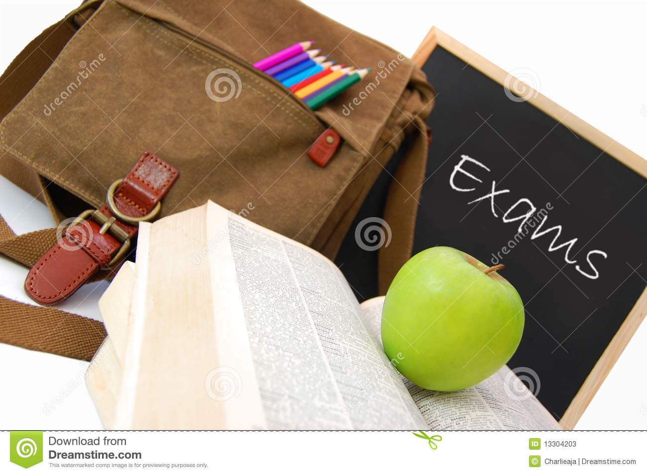 Download Exams stock image. Image of lesson, cramming, lecture - 13304203