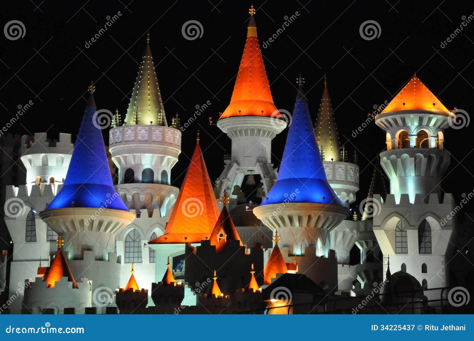 Excalibur kasyno w Las Vegas i hotel
