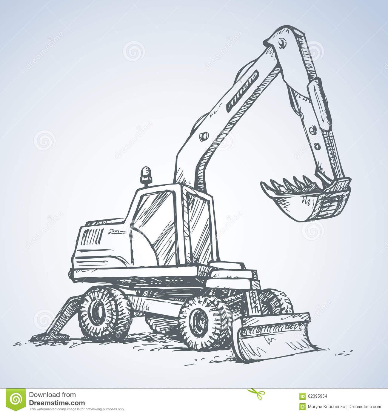 Big Vehicle Coloring Pages