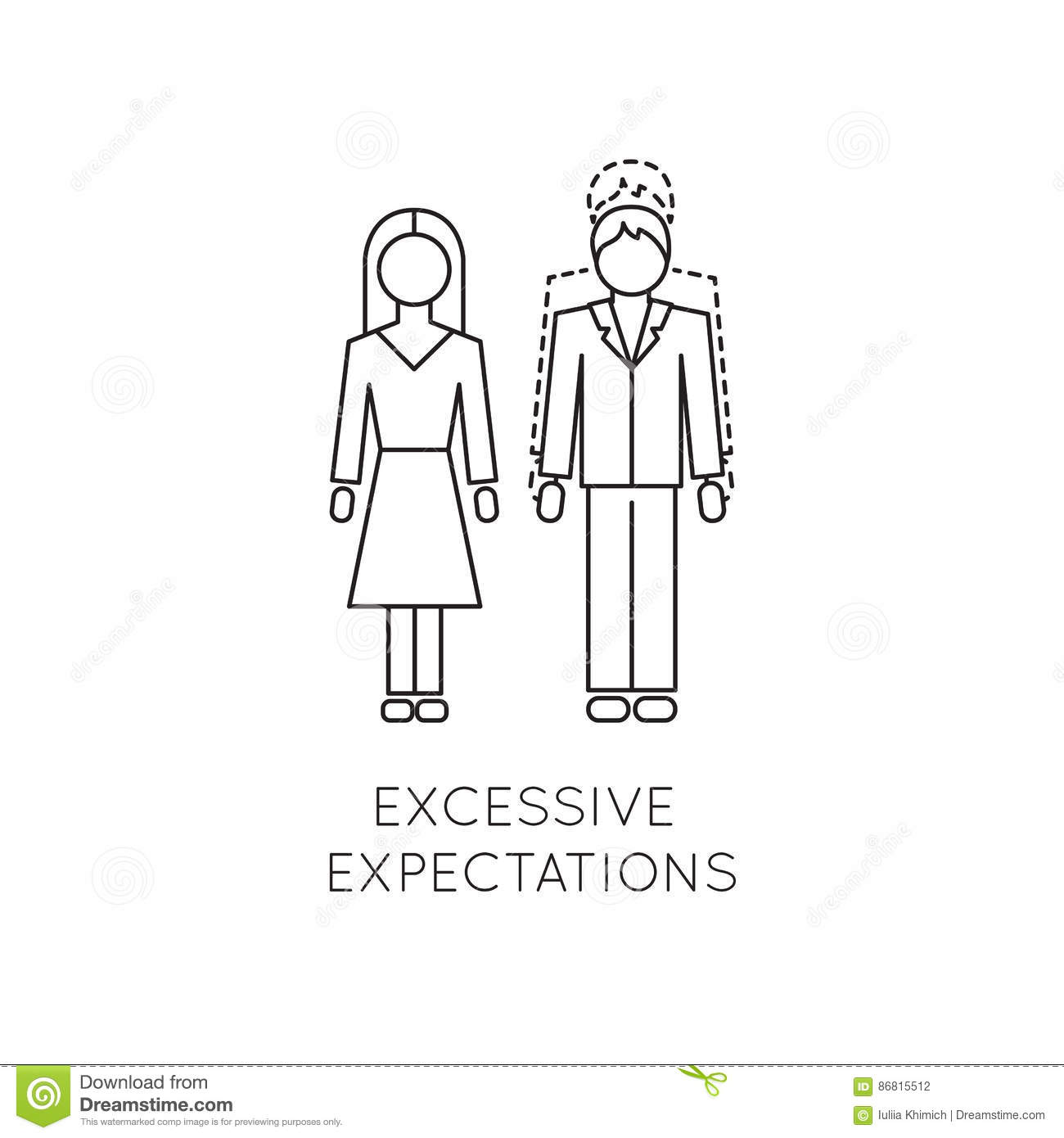 expectations of a man