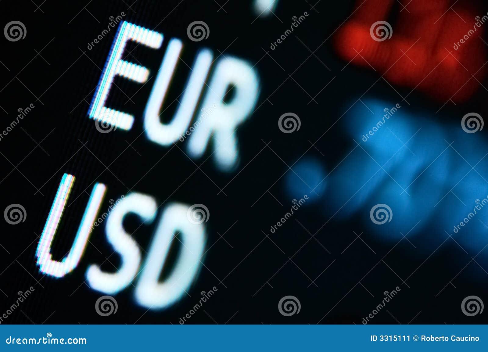 Exchange Rates stock image  Image of vision, dollar, cash - 3315111