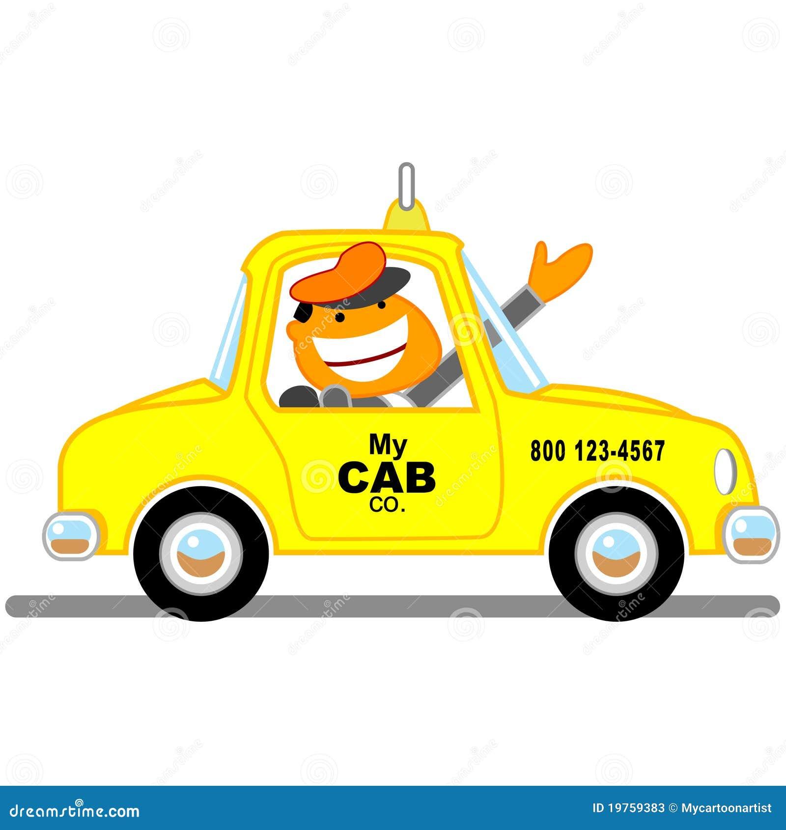 Excitador de táxi do táxi