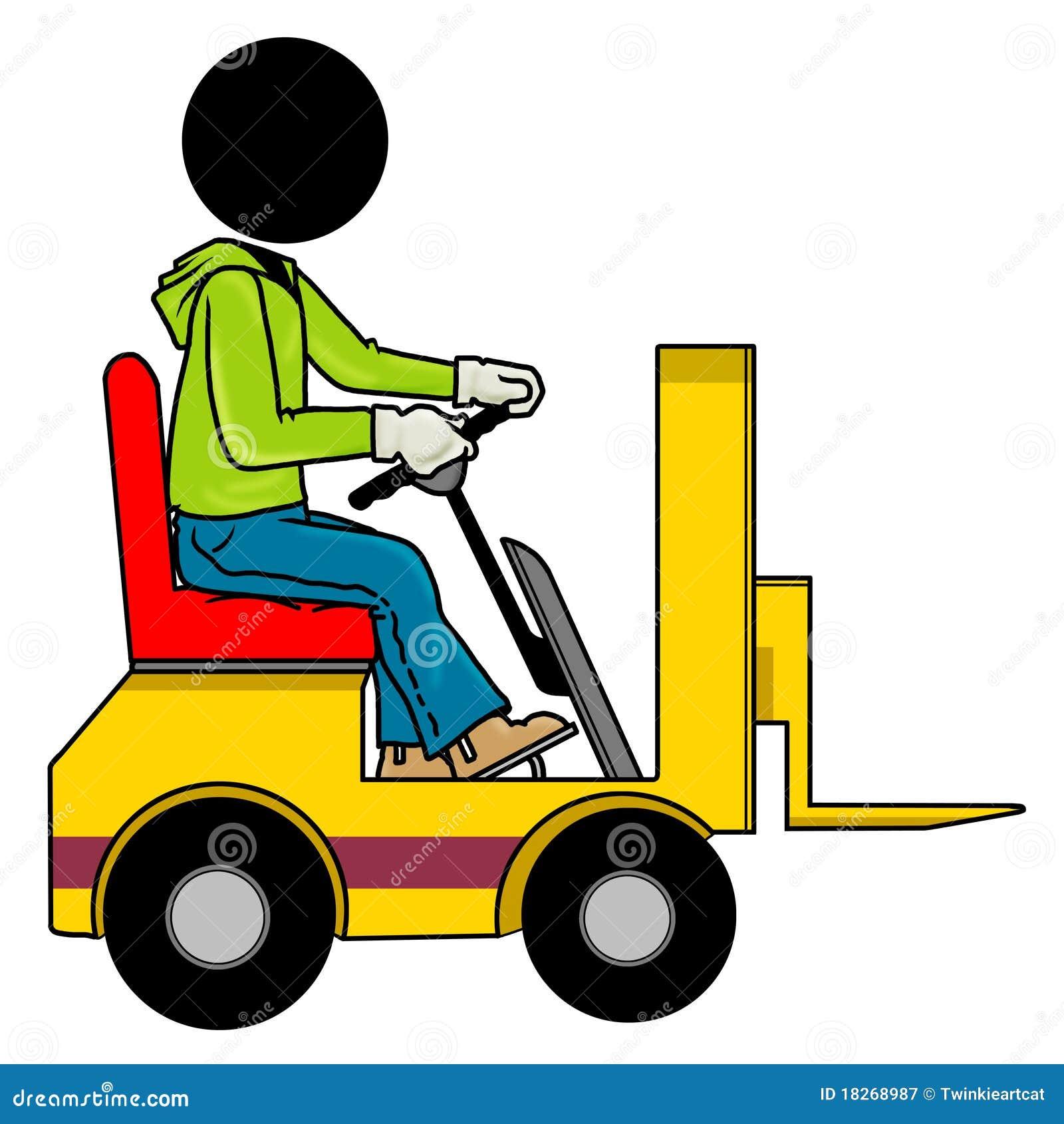Excitador do Forklift