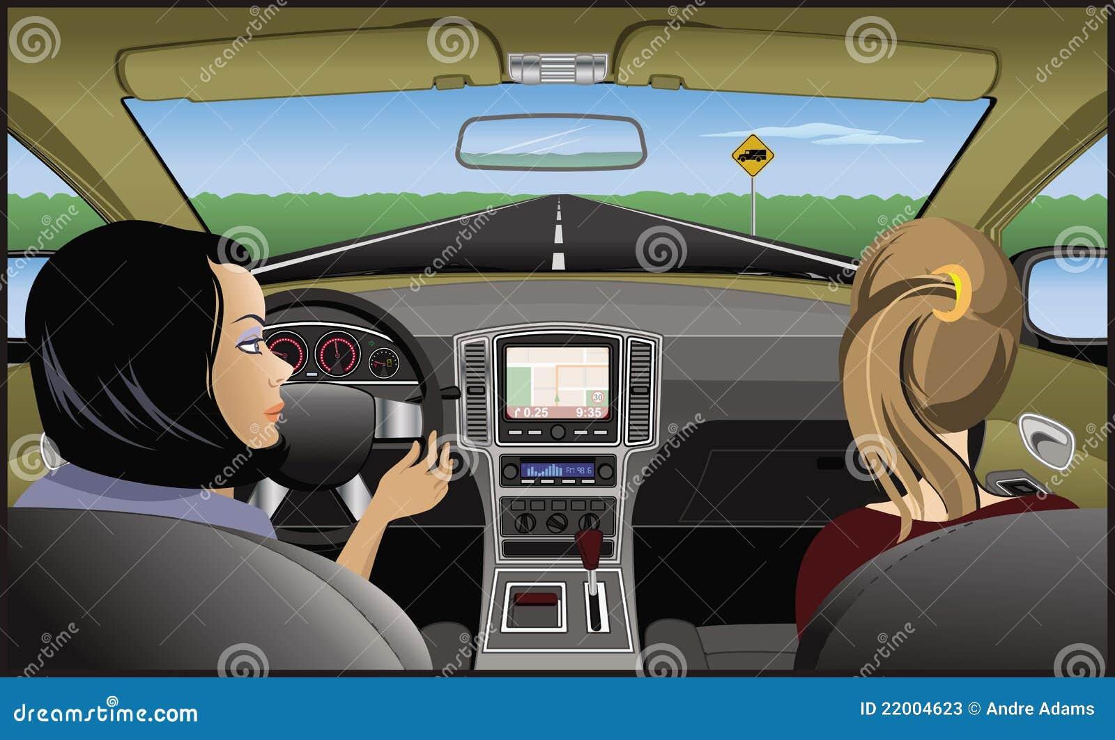 Excitador e passageiro