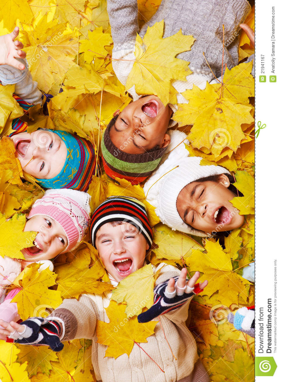 Excited Children Royalty Free Stock Photography - Image ...