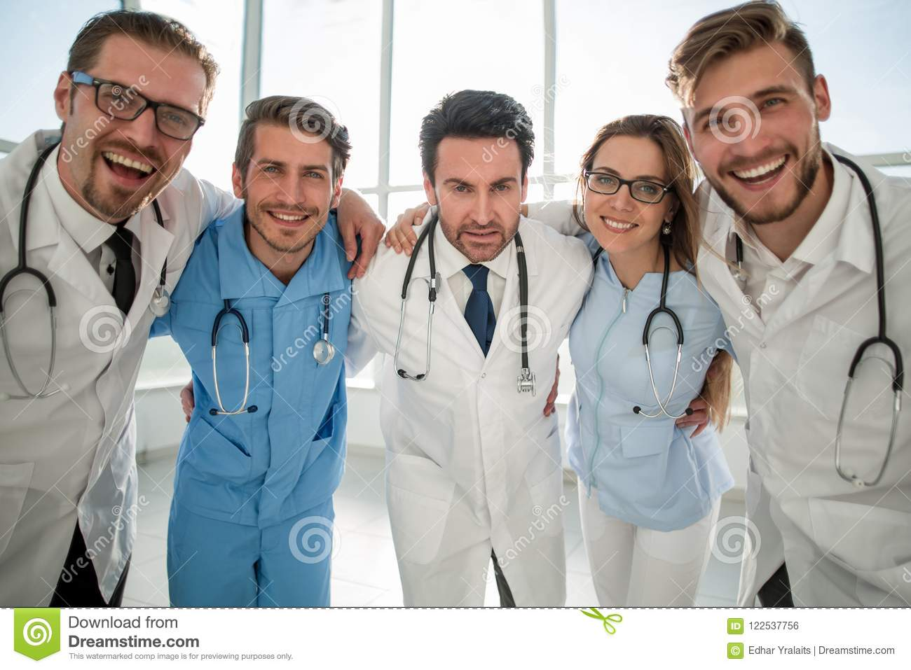 Doctors do what wear in hospital catalog photo