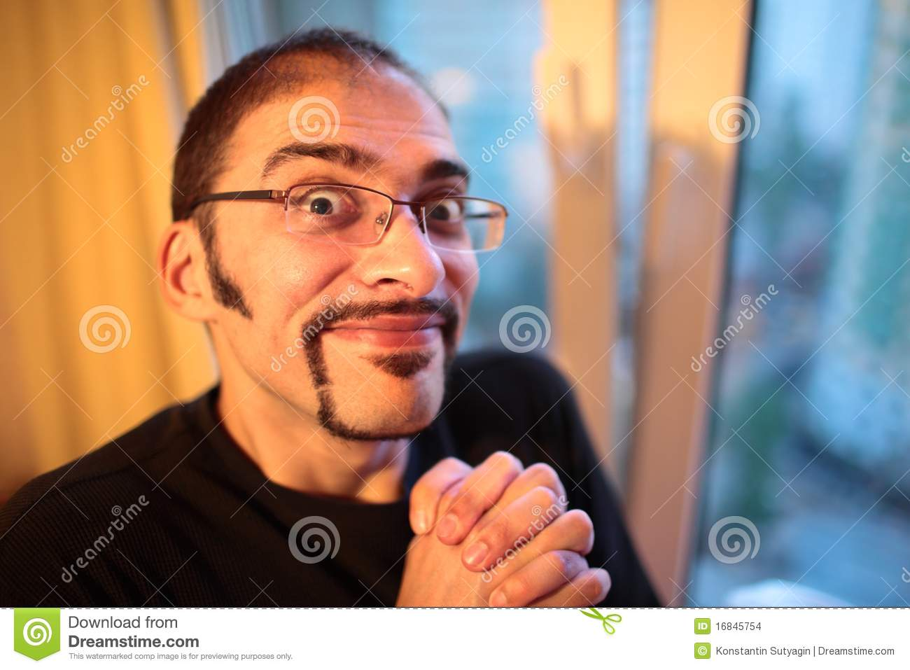 Excited Man Stock Images Image 16845754