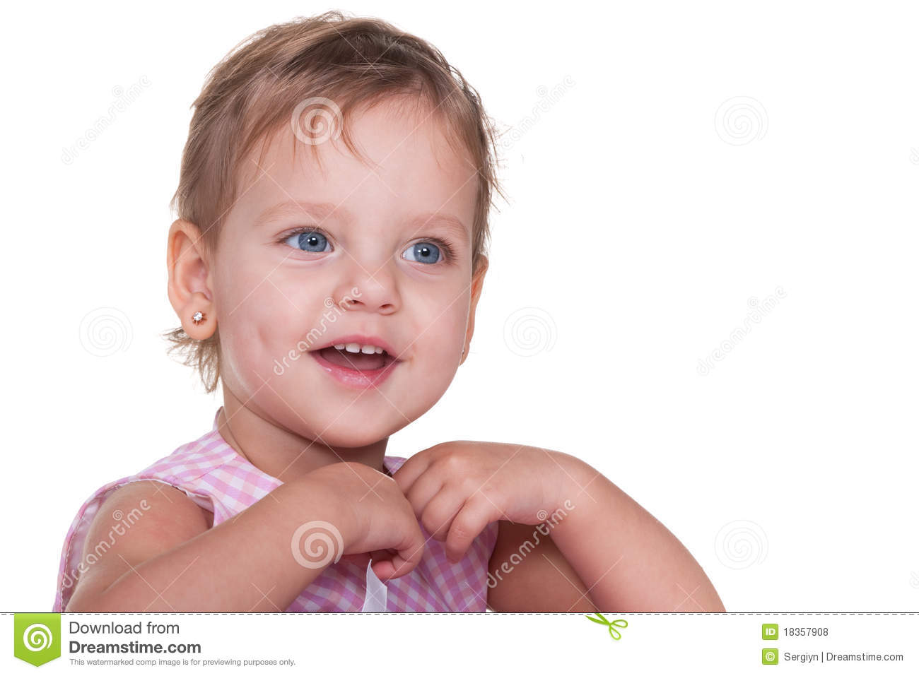 Image Gallery excited toddler