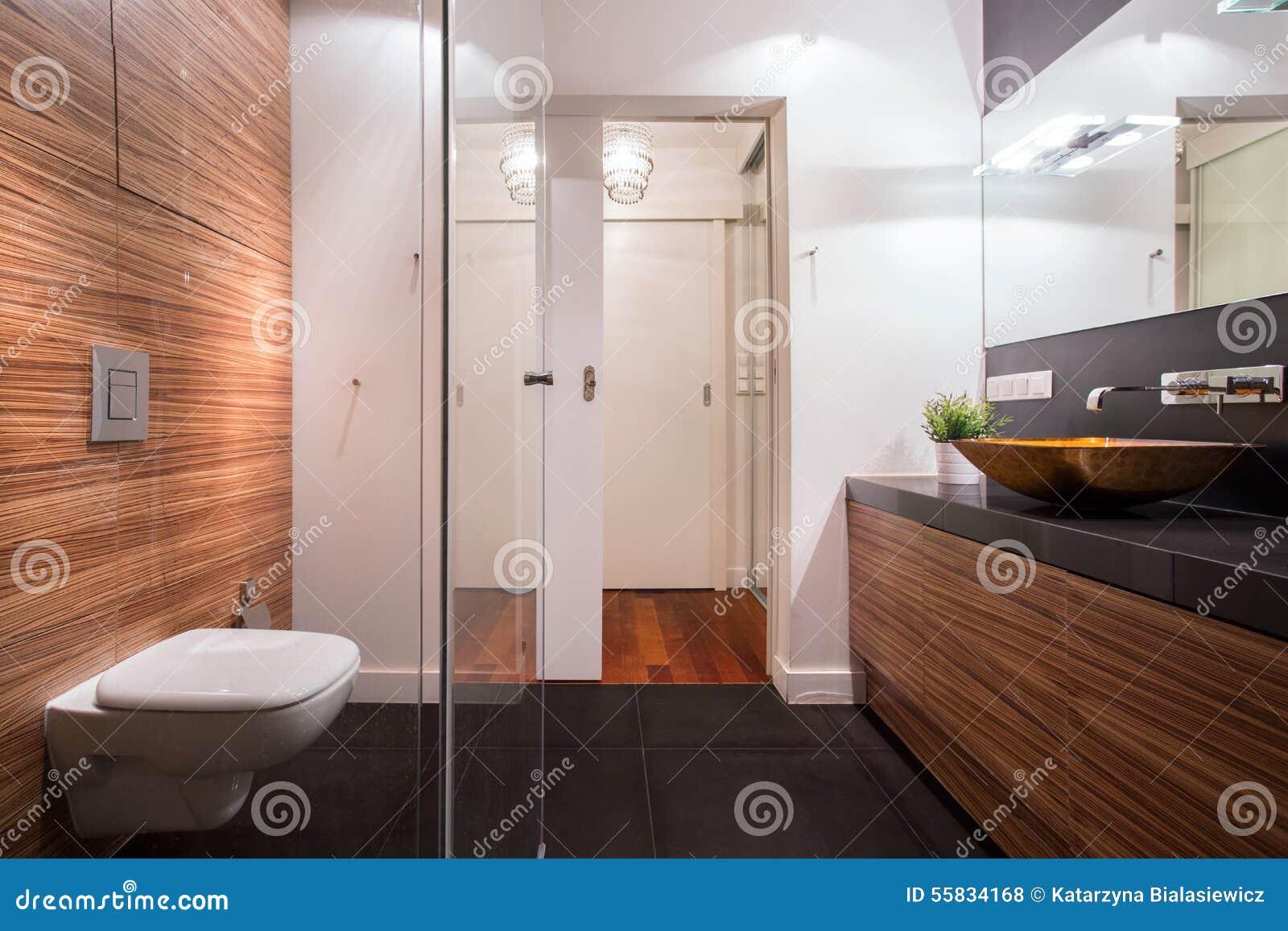 Tekstbord toilet zwart gemaakt bij ons