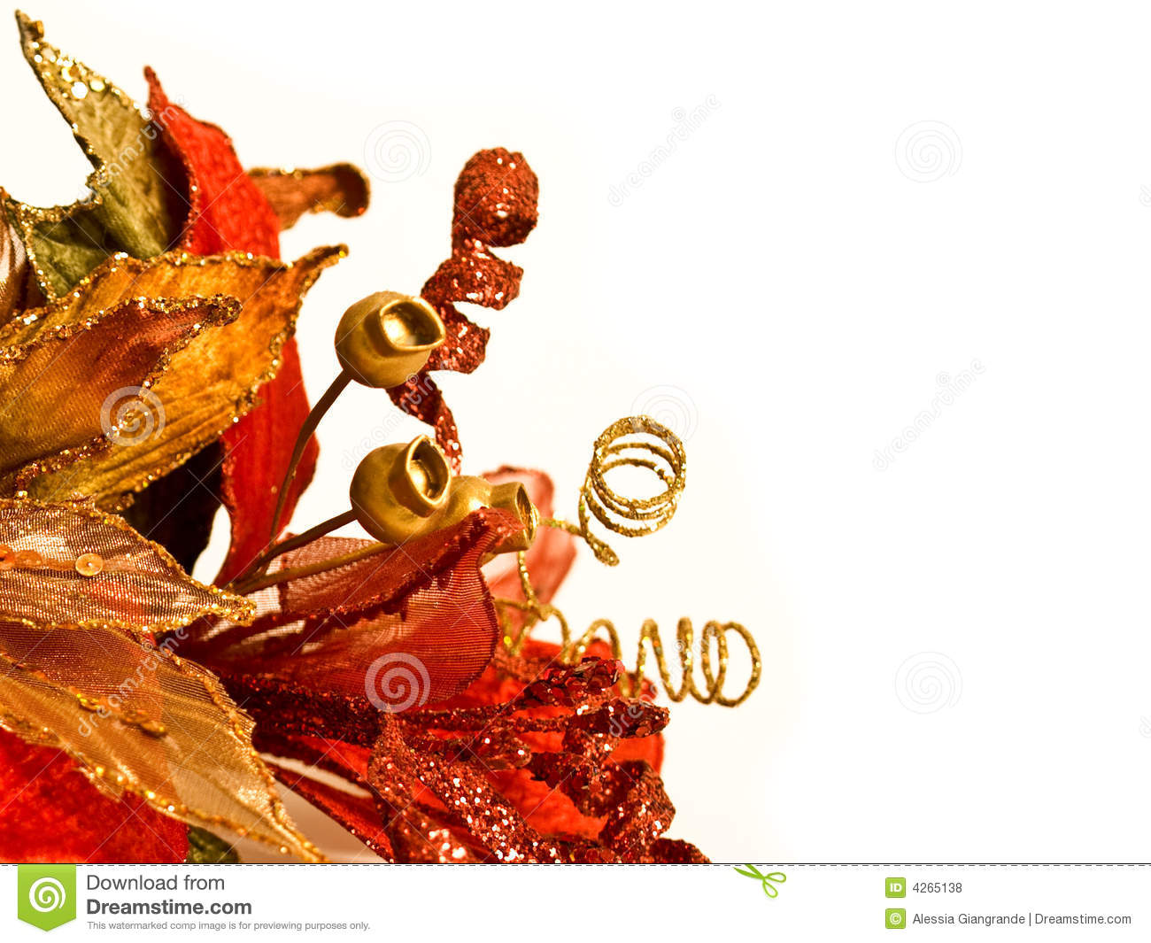 Exclusive Decorations Royalty Free Stock Photos - Image: 4265138