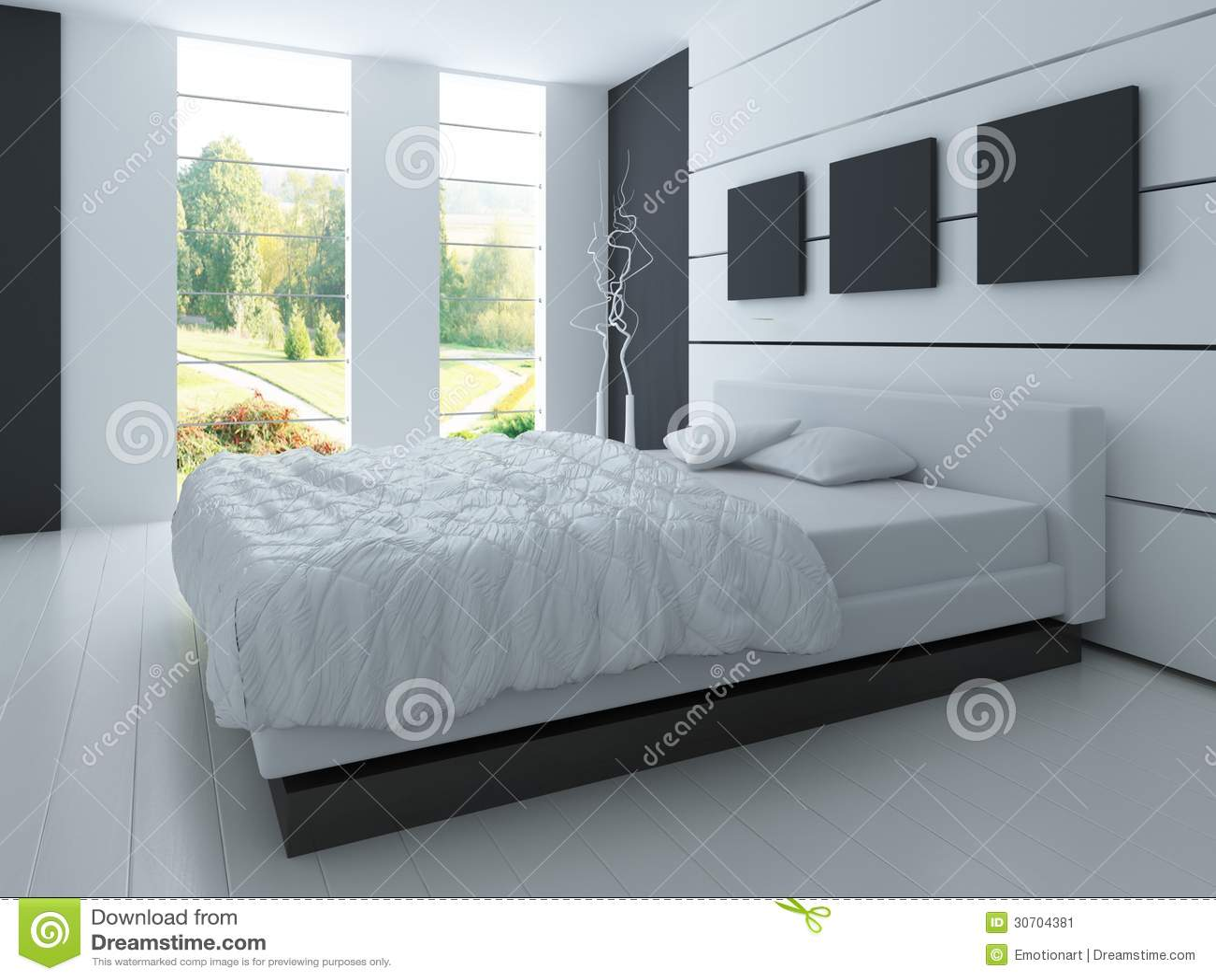 Exclusive design bedroom 3d interior architecture stock for Exclusive bedroom designs