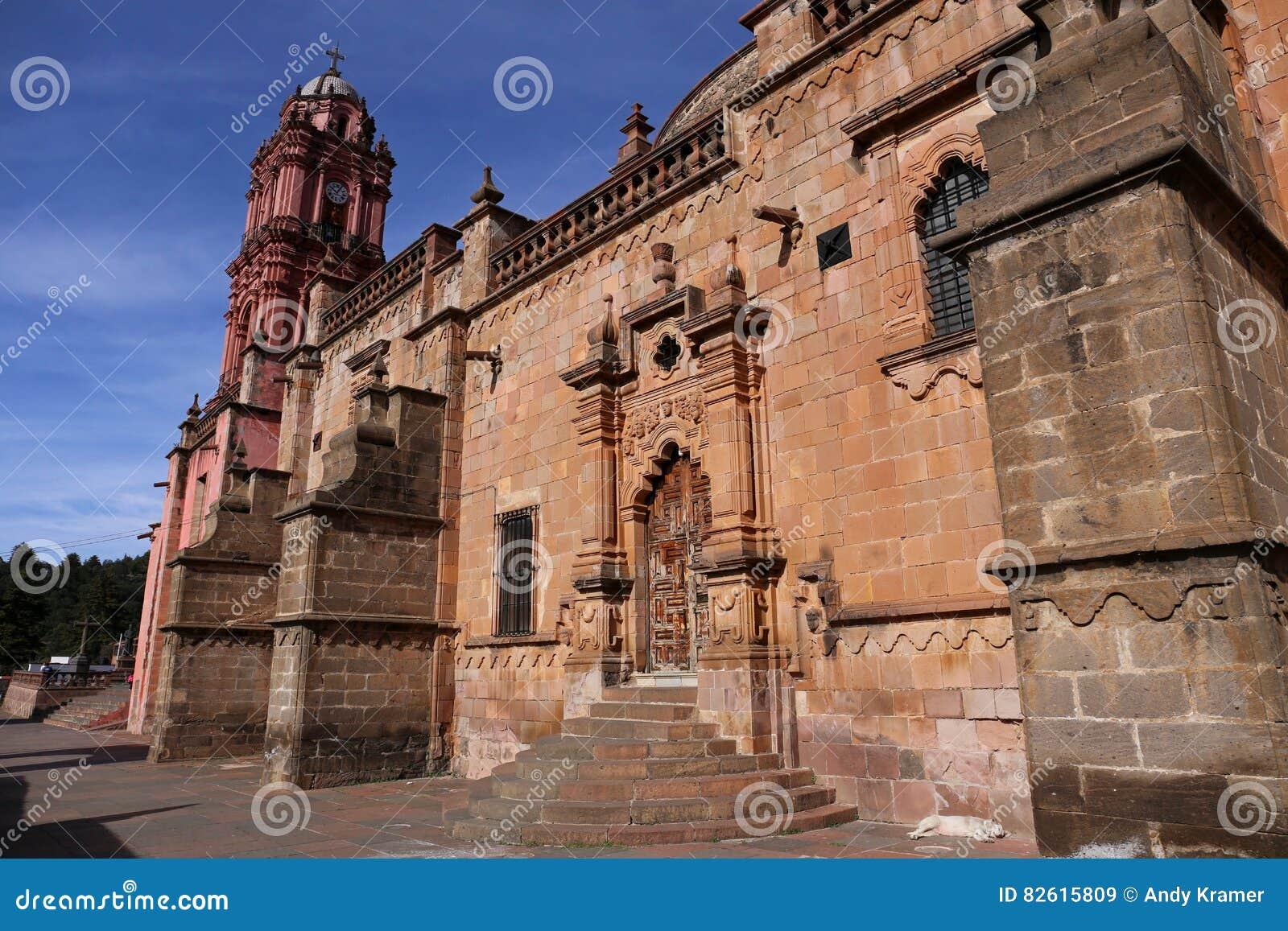 Exconvento Santuario De Los angeles Virgen del Carmen