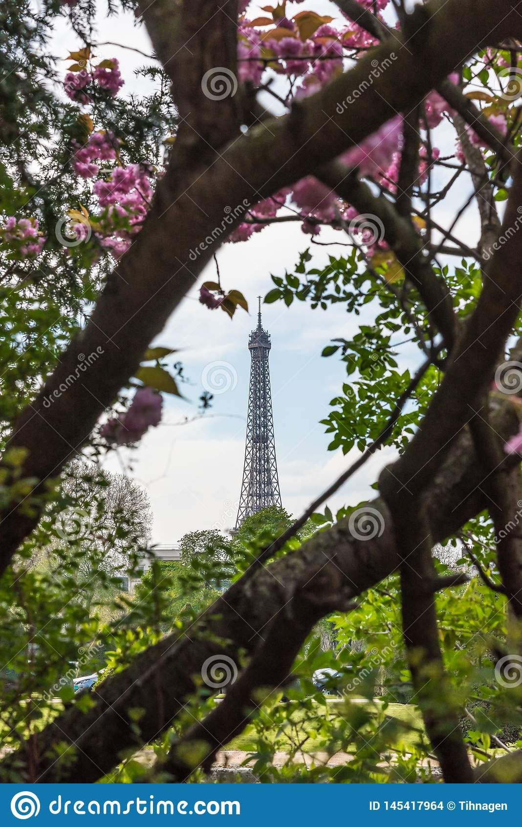 Excurs?o Eiffel, Paris