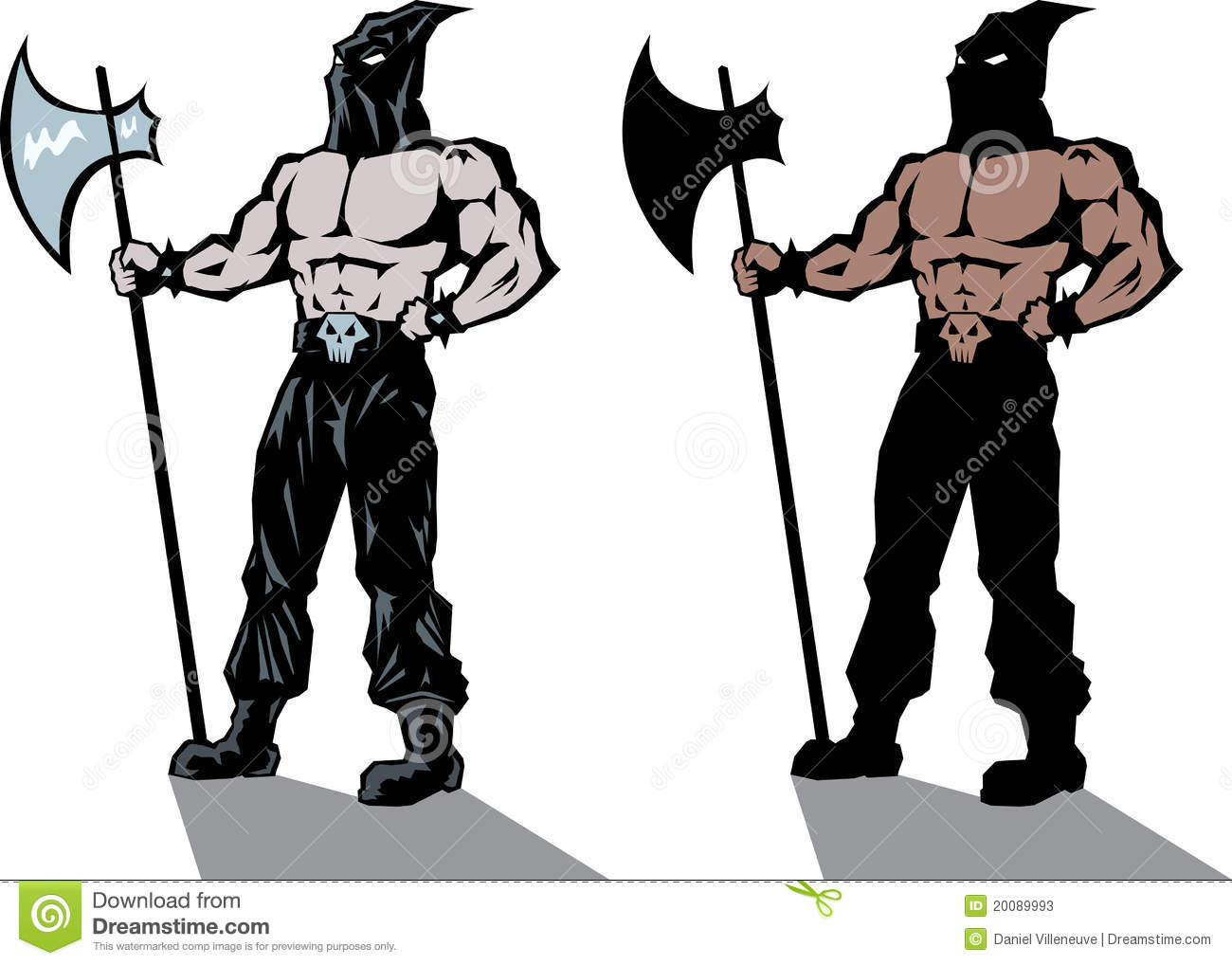 Executioner Stock Photos - Image: 20089993